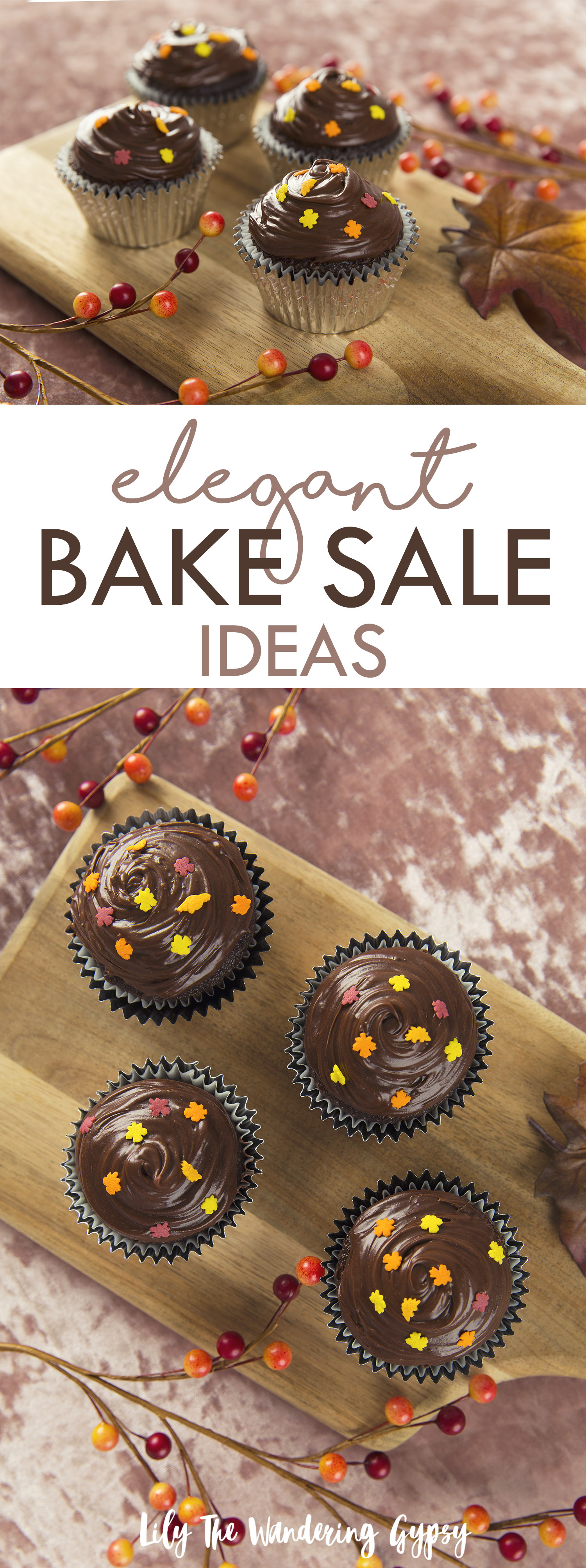 Fall Bake Sale Tips!
