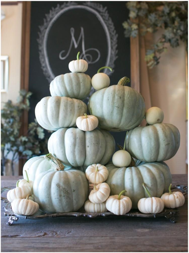Mint Pumpkins