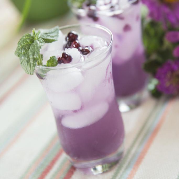 Huckleberry Mojito