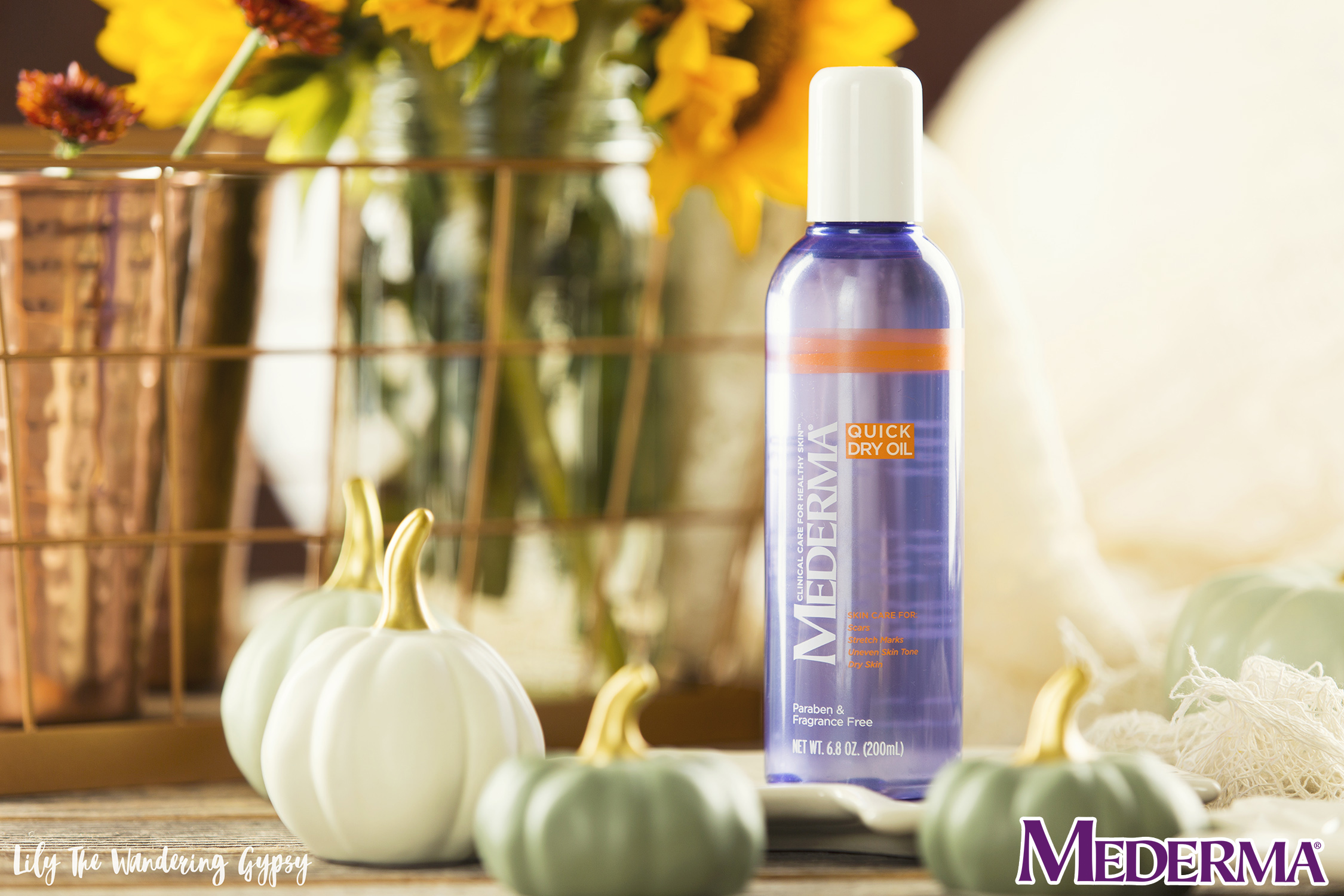 Mederma for Fall