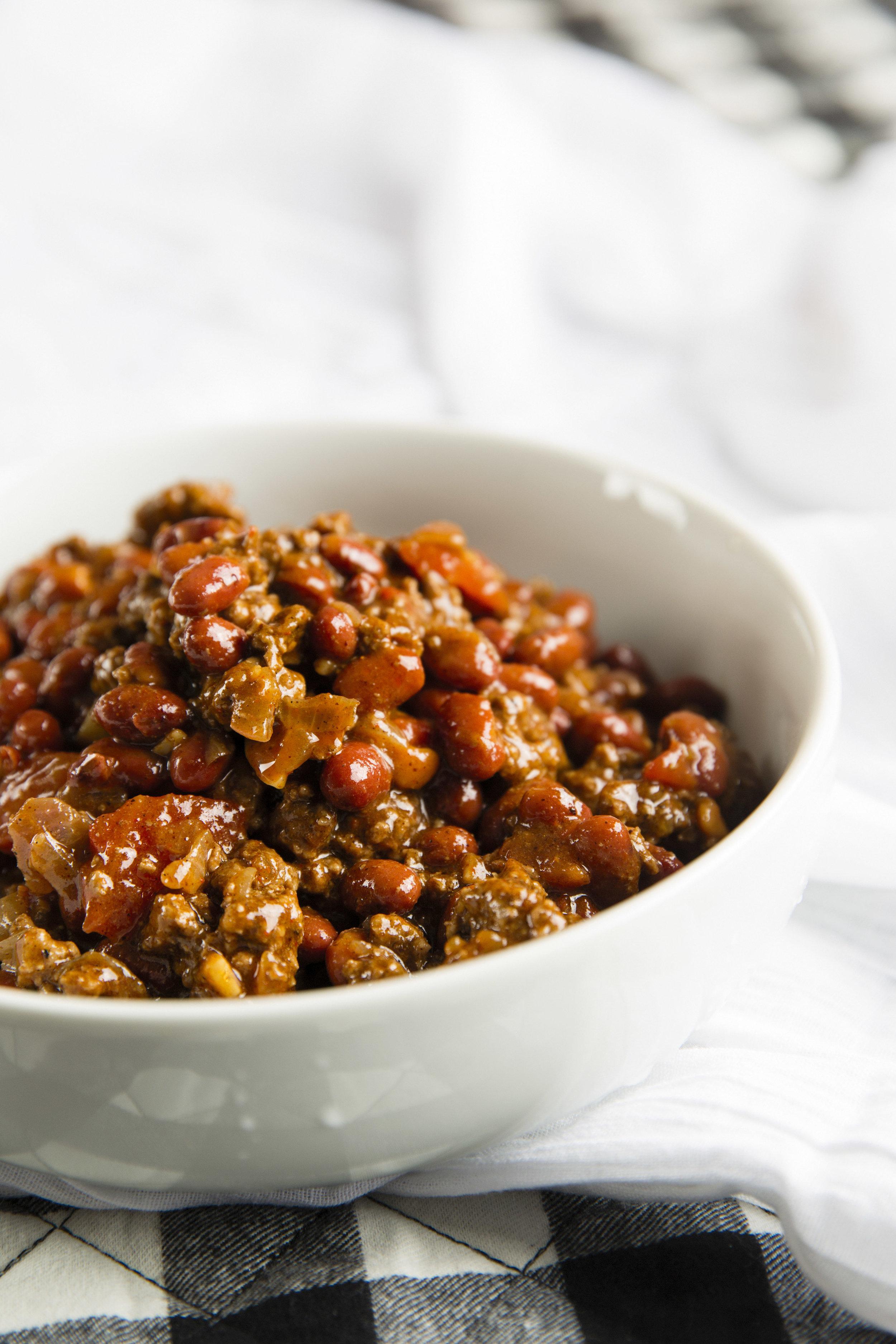 Cheesy Chili Mac Recipe
