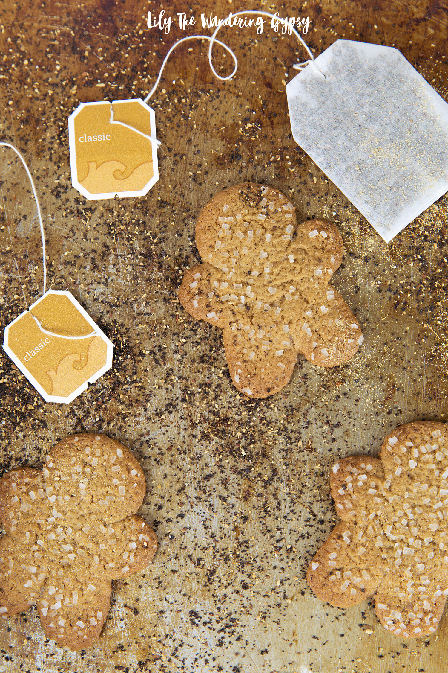 Chai Tea Gingerbread Latte Recipe