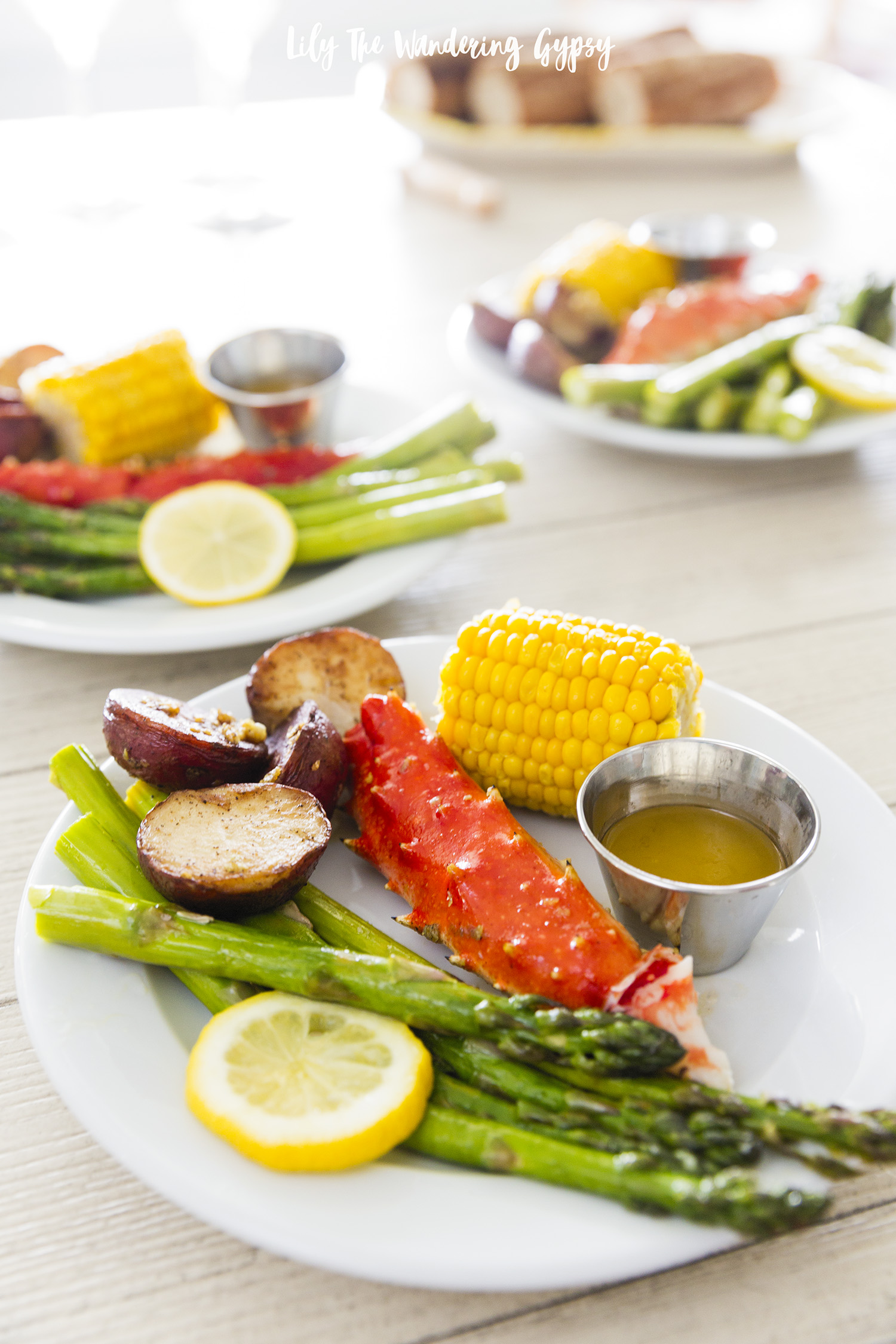 Alaska King Crab Legs Recipe + Sides