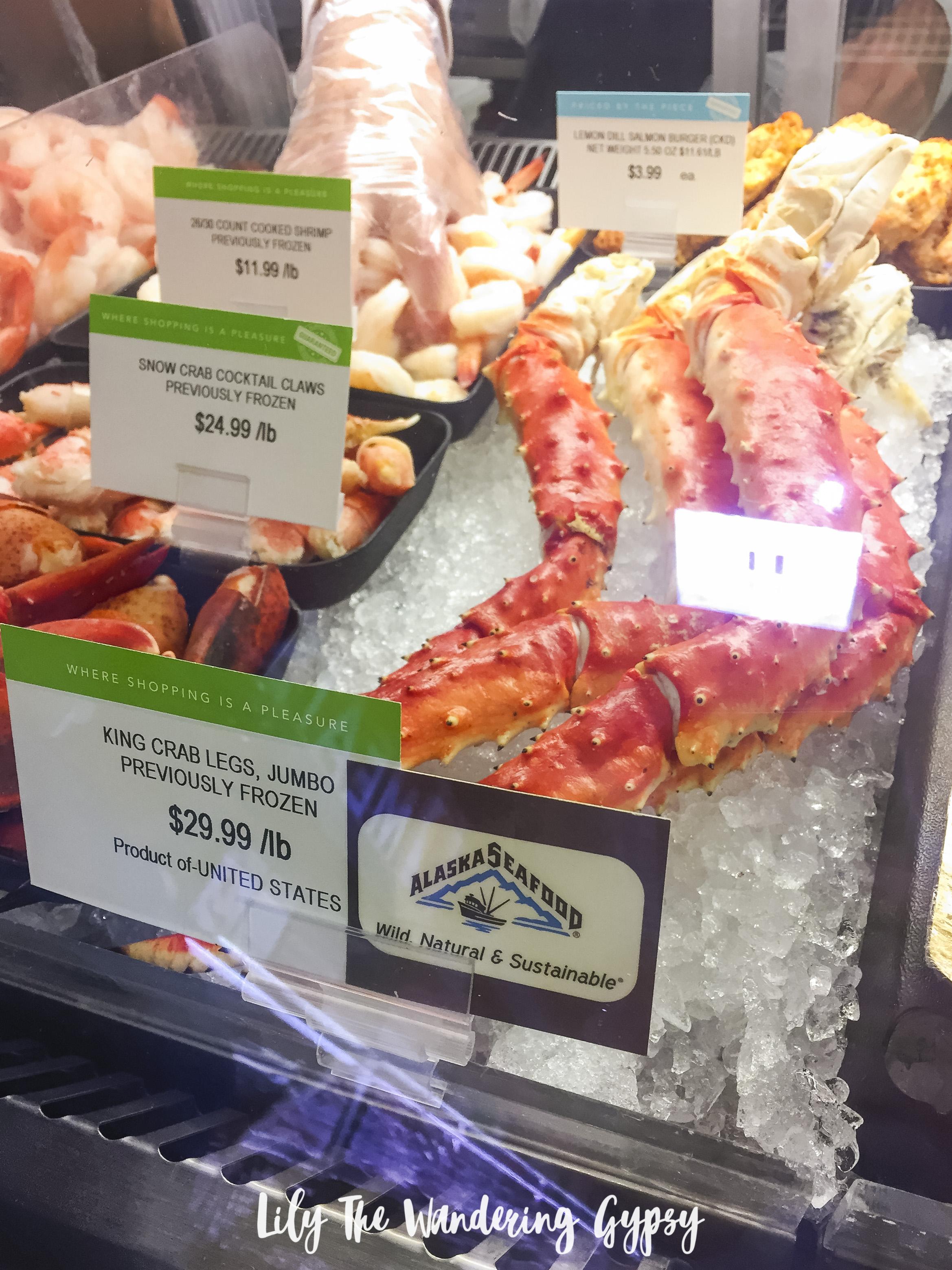 Alaska Seafood - Sustainable + Healthy