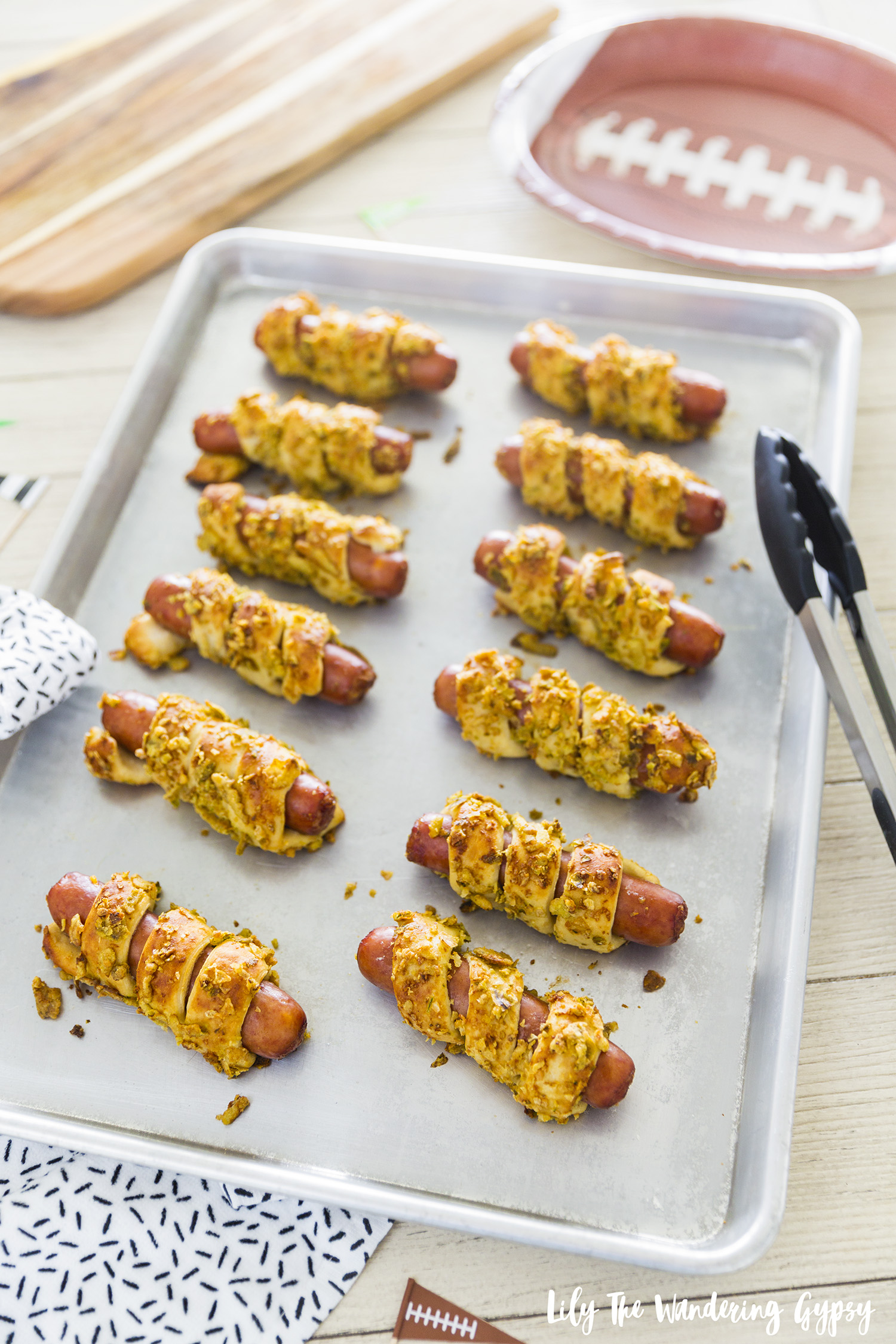 Jalapeño Pretzel Dogs Recipe