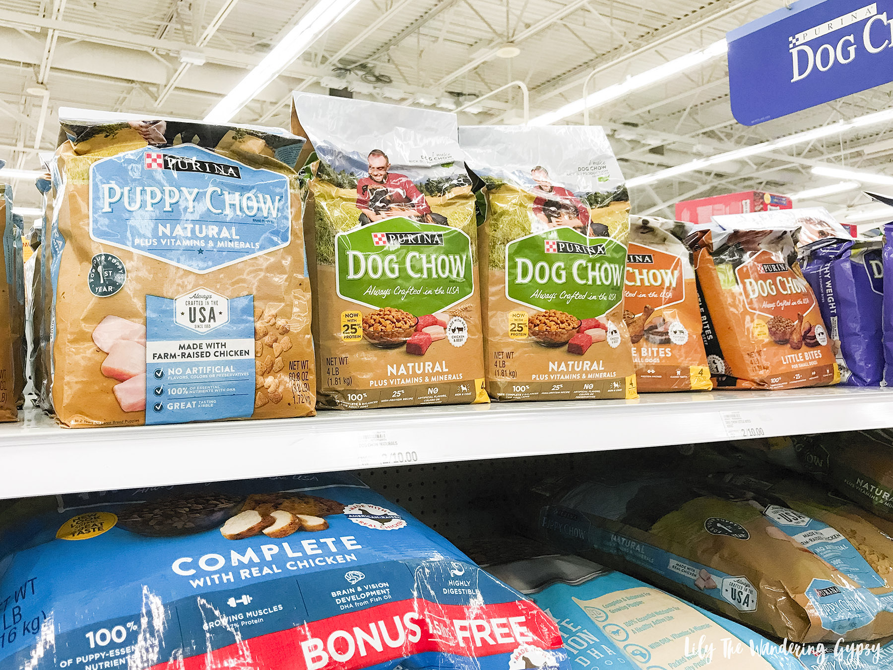 Purina Dog Chow at Meijer