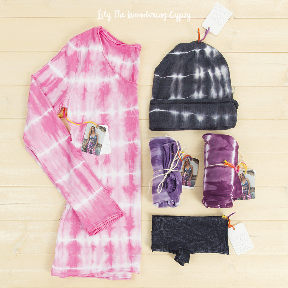 Clementine Surfwear - Tie Dyes + Home Goods   Dec 16, 2015
