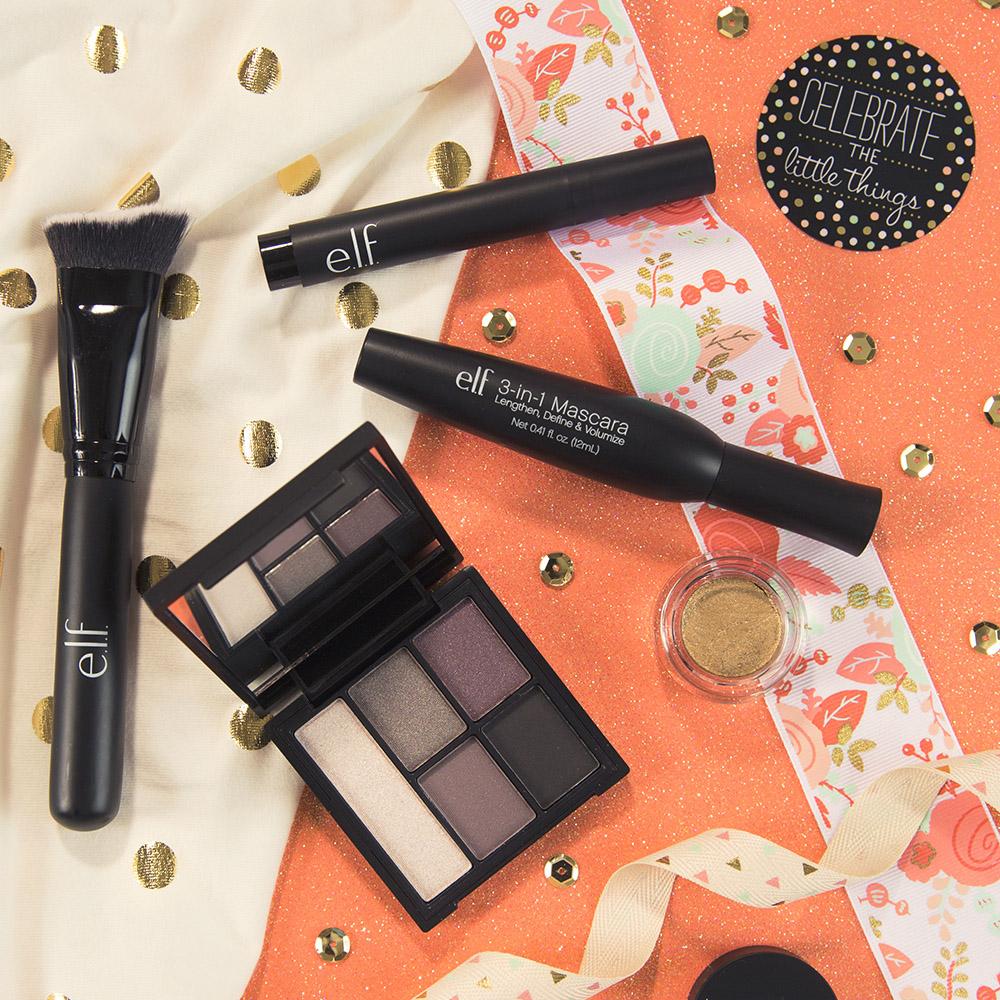 e.l.f. #PlayBeautifully - December Makeup Finds   Dec 31, 2015