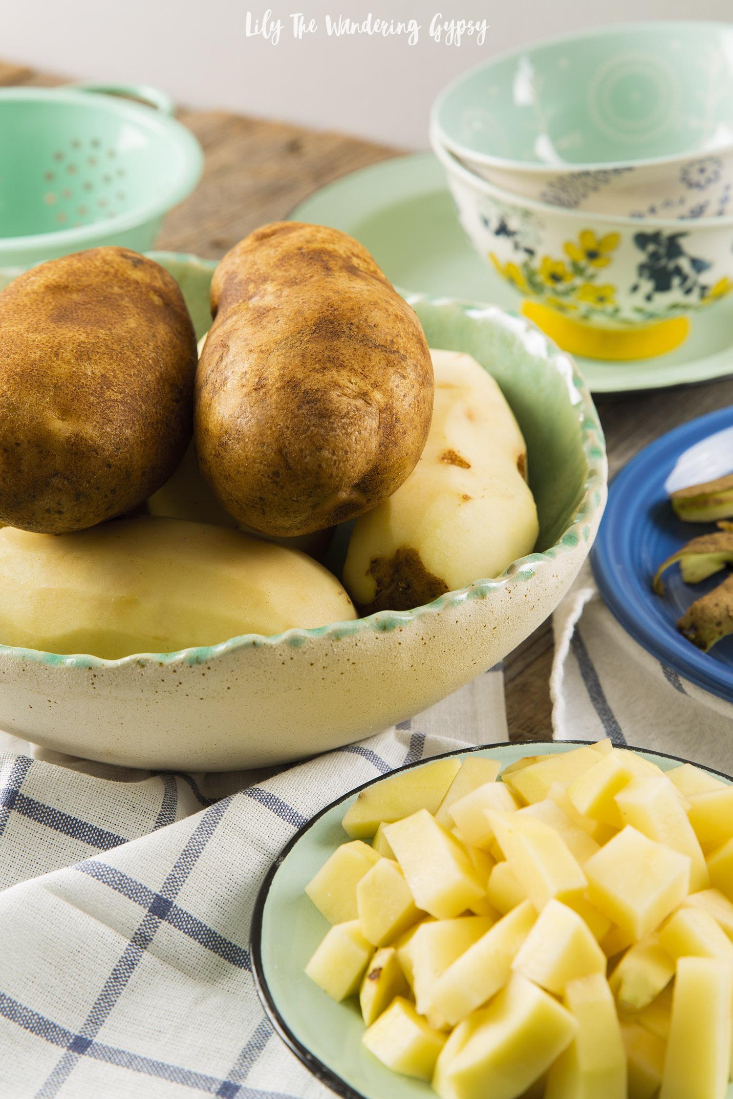 Beer Cheese Potato Soup Recipe