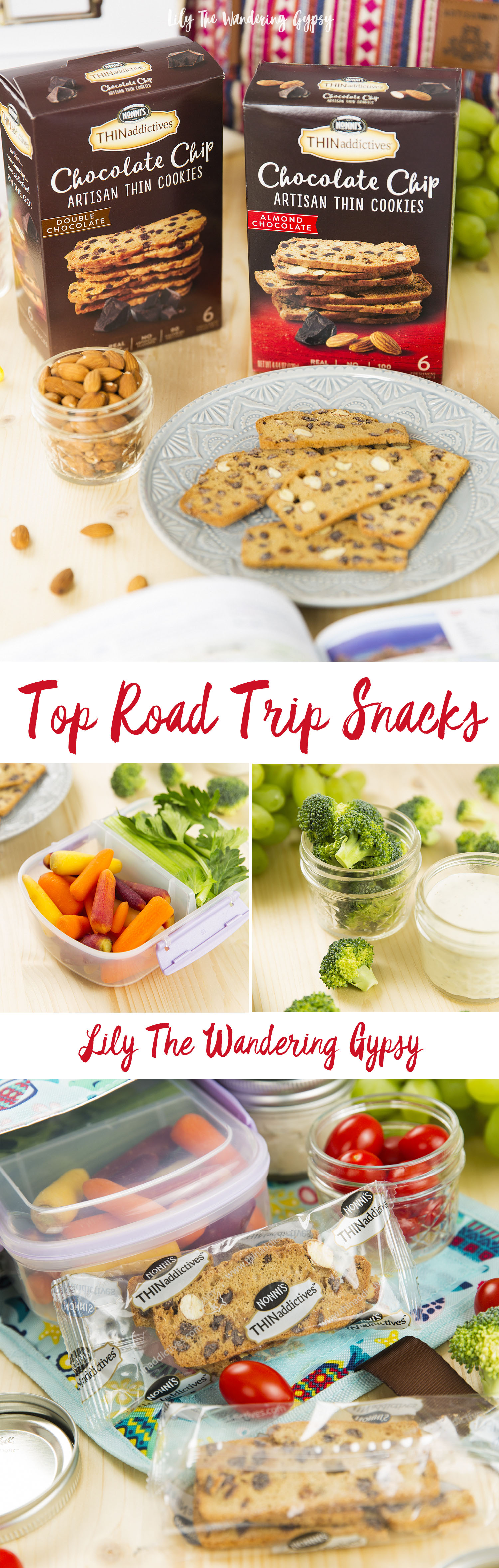 Top Road Trip Snacks!