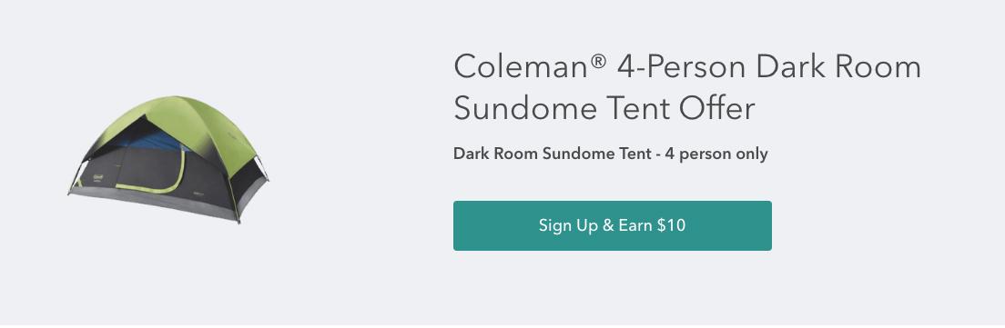 Coleman Ibotta Rebate