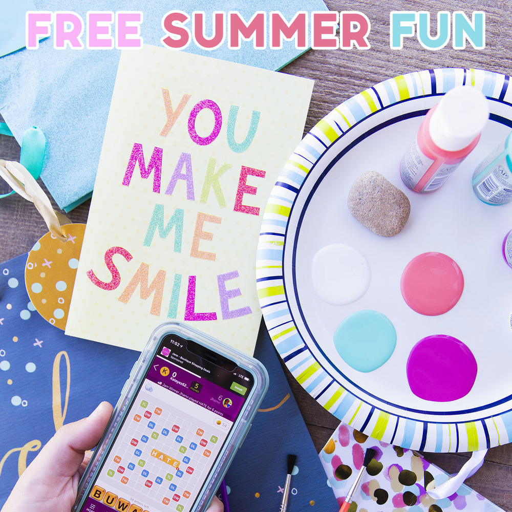 Free Summer Activity for Kids