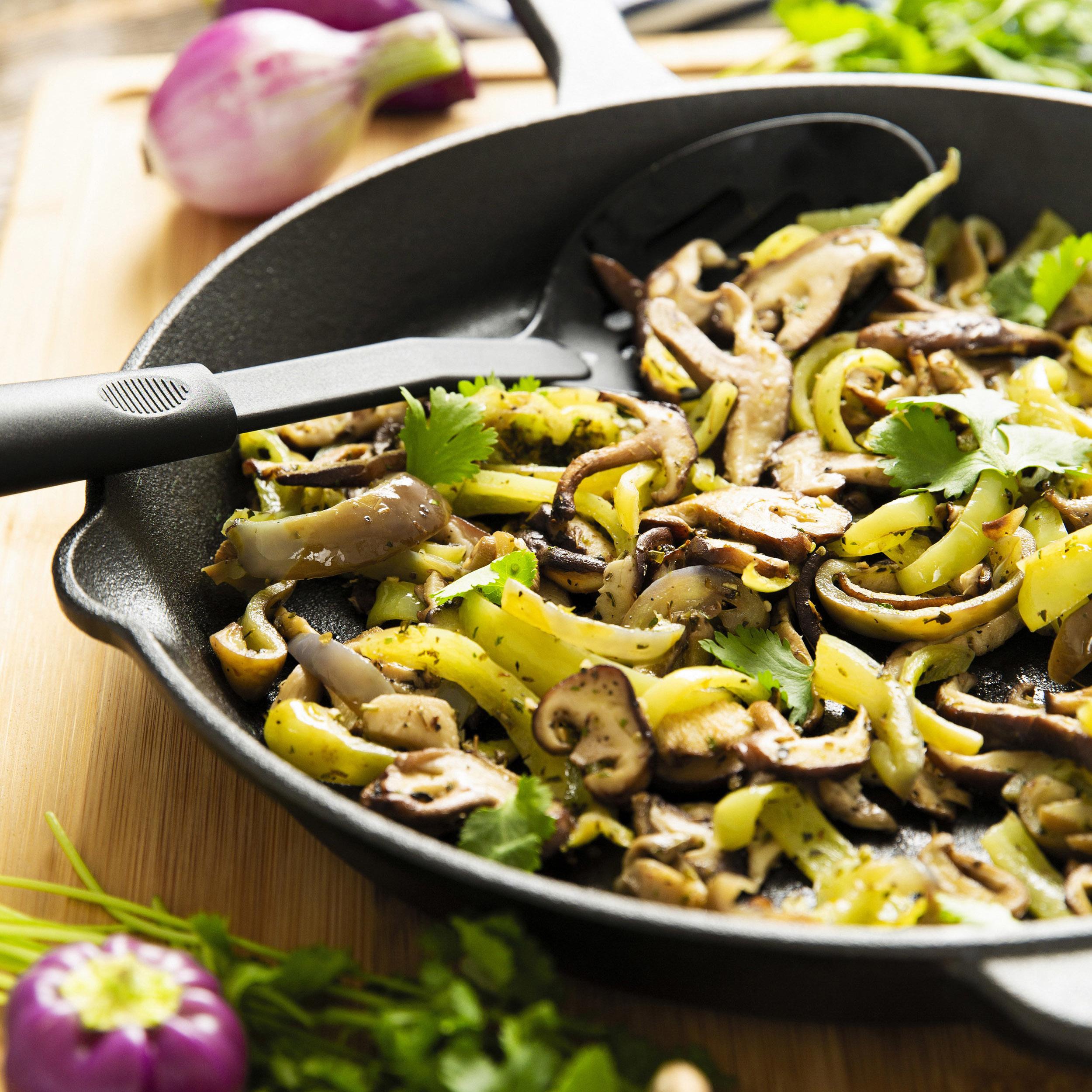 Vegan Mushroom Tacos