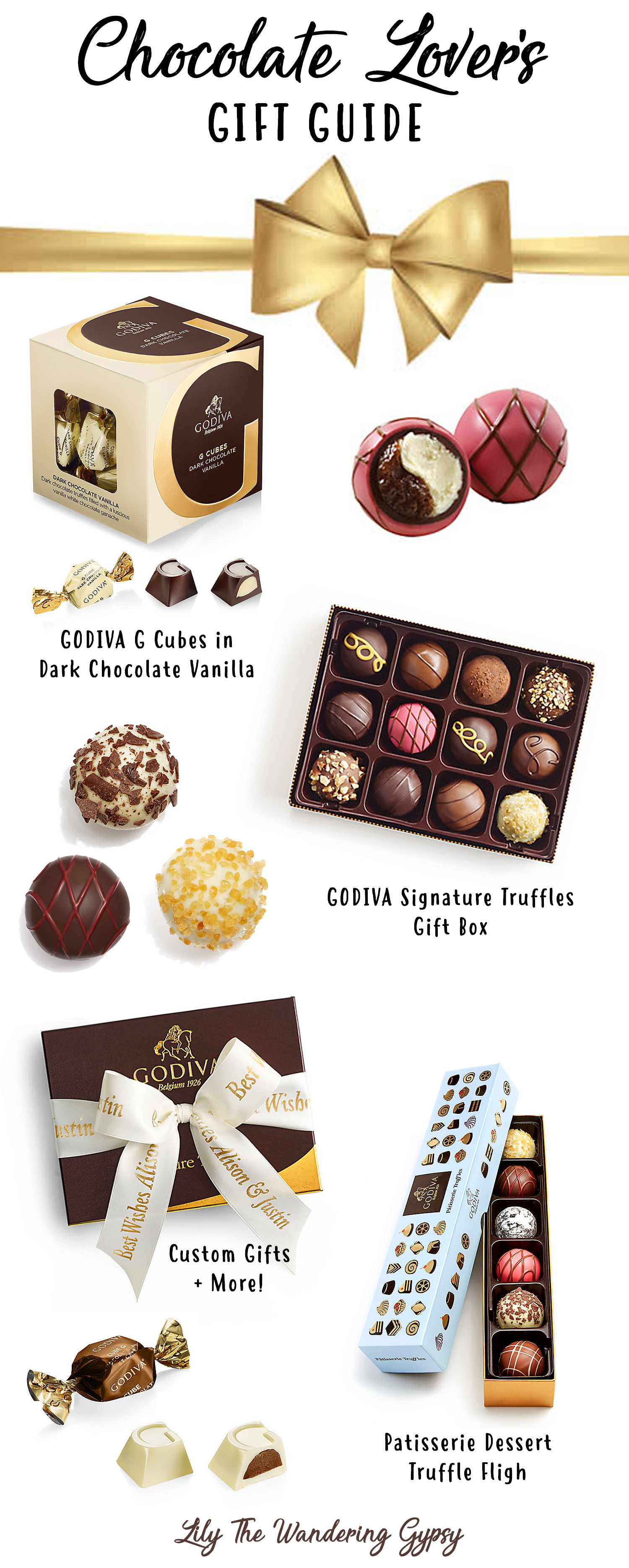 Chocolate Lover's #GiftGuide