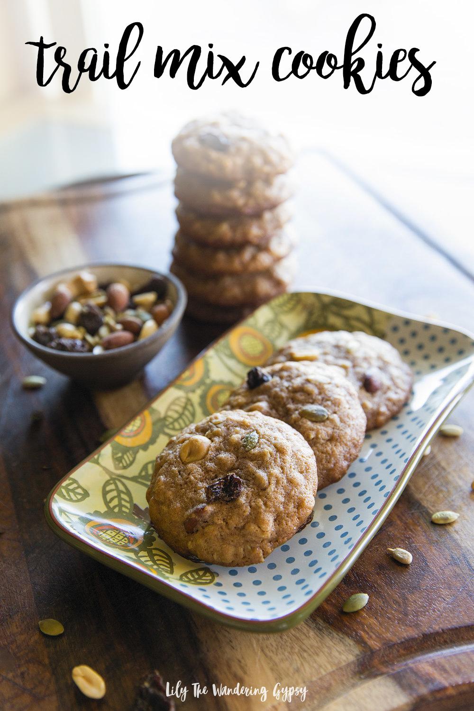 Trail Mix Cookies Recipes