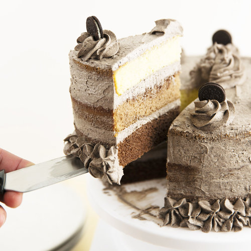 Ombre Oreo Cake
