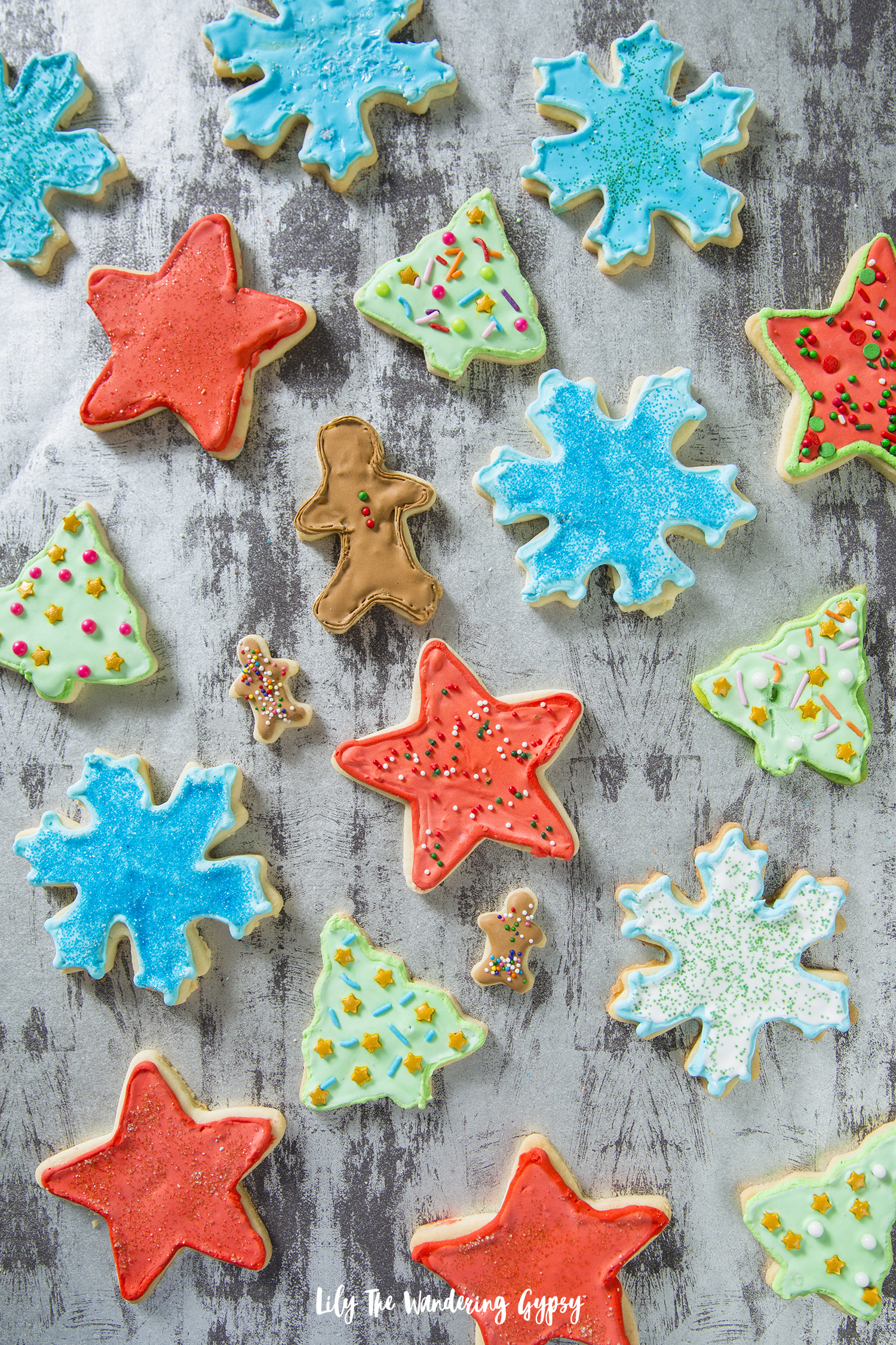 Perfect Cutout Sugar Cookies