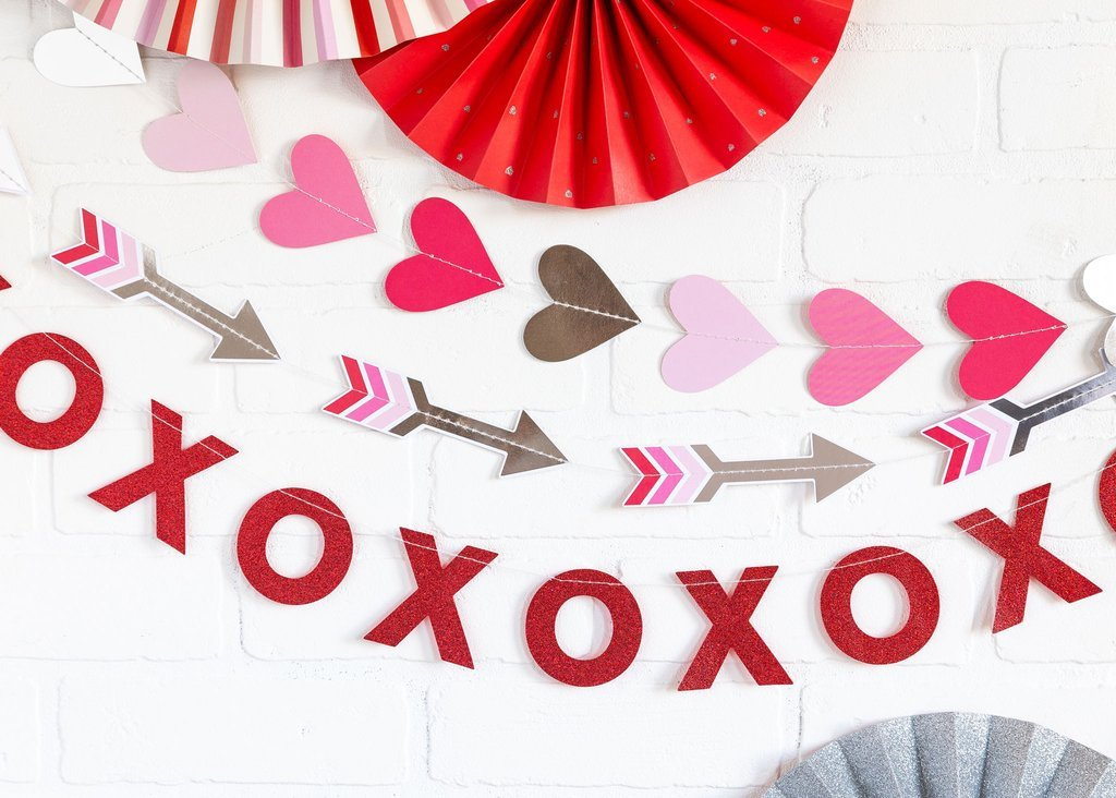 Adorable Banners for Valentine's Day