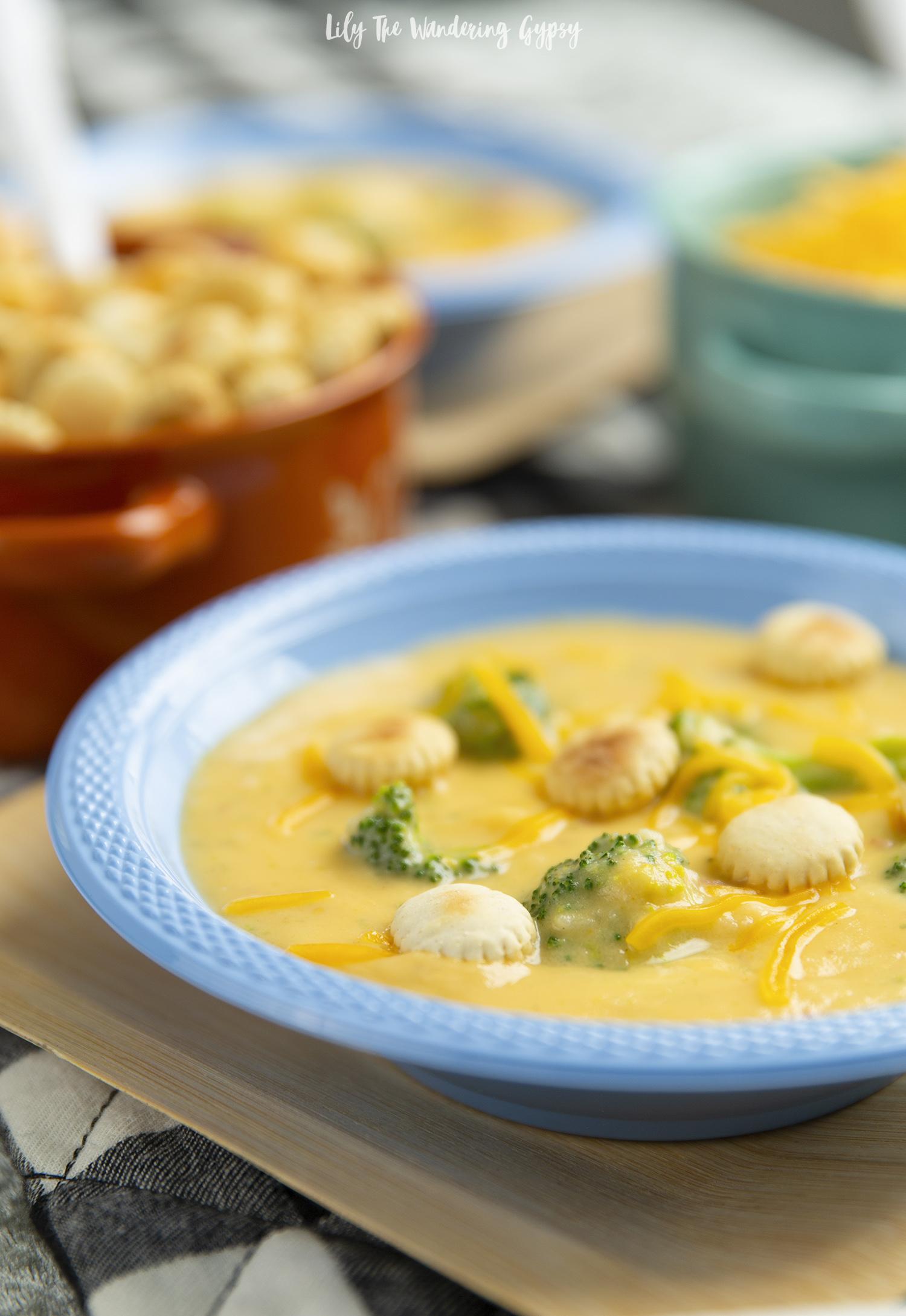 Potato Soup Party