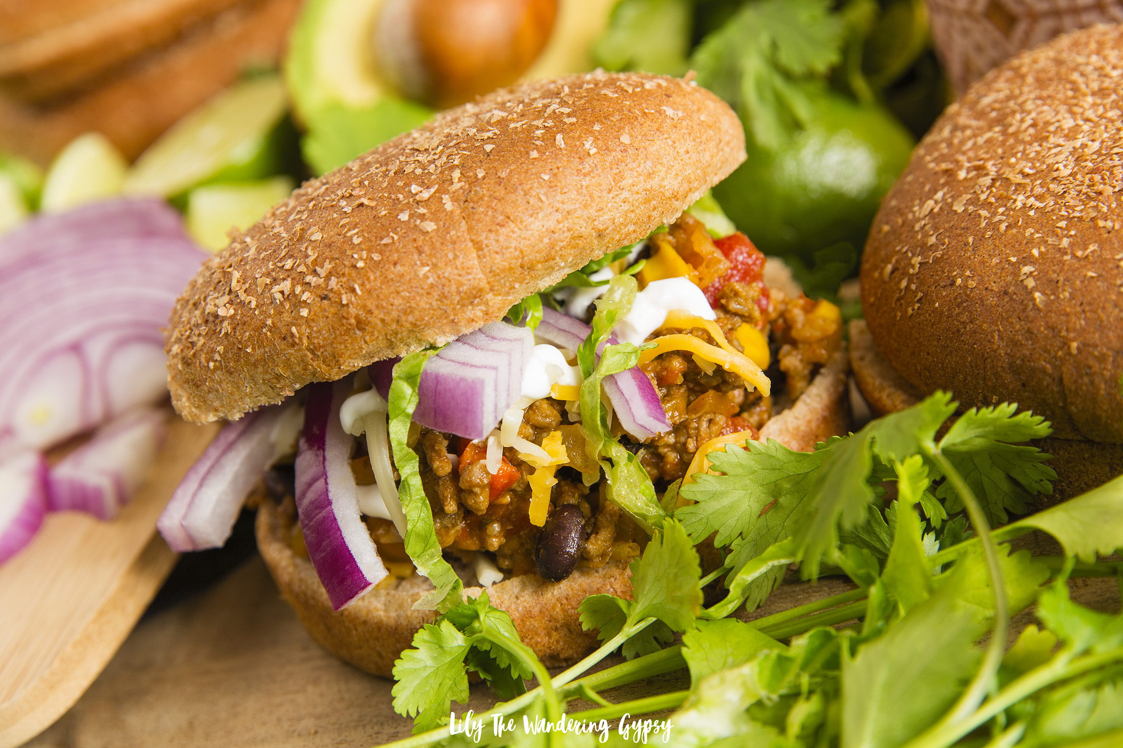 Organic Acapulco Burgers Recipe with #CansGetYouCooking