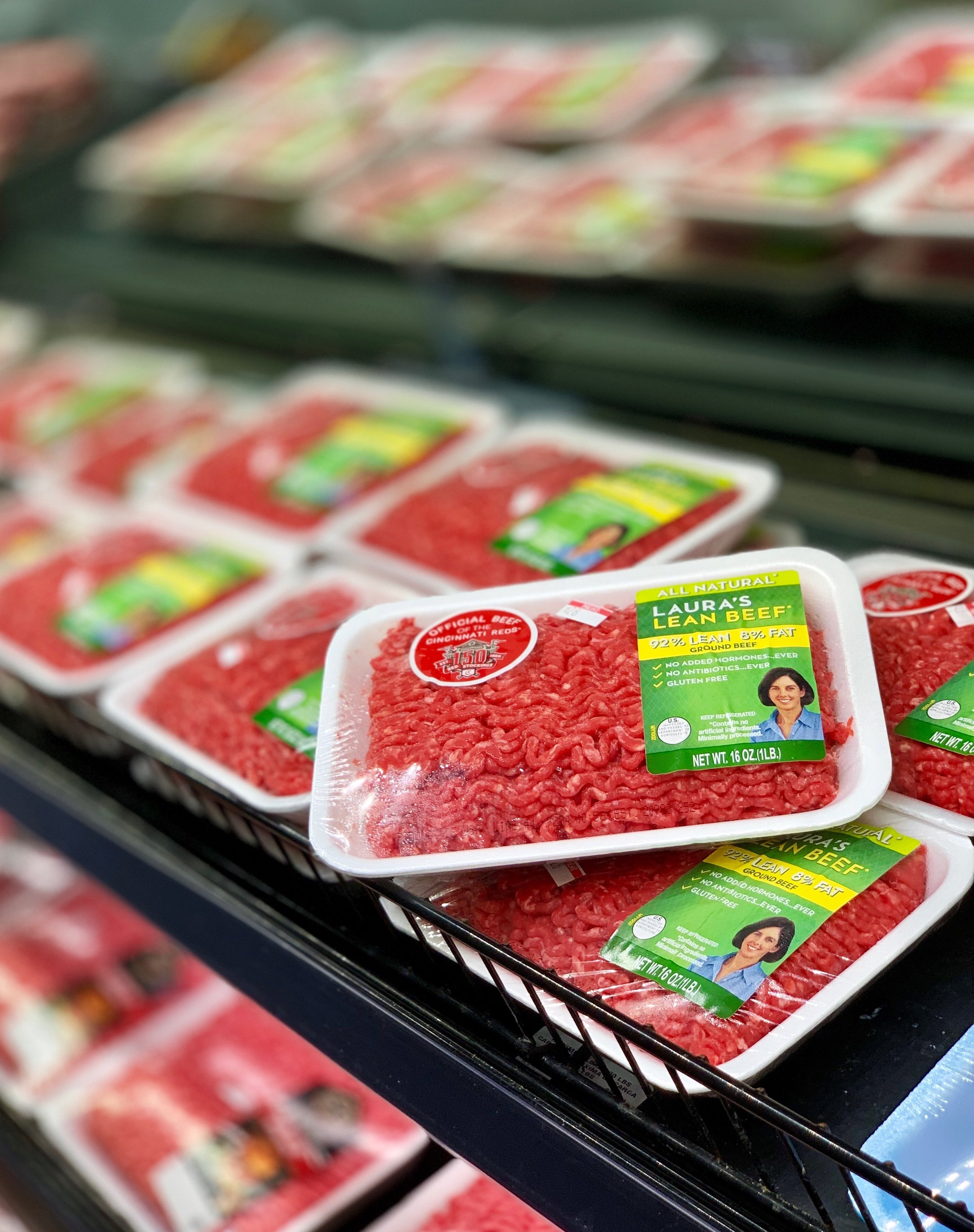Find Laura's Lean Ground Beef or Ground Beef Patties at Kroger nationwide.