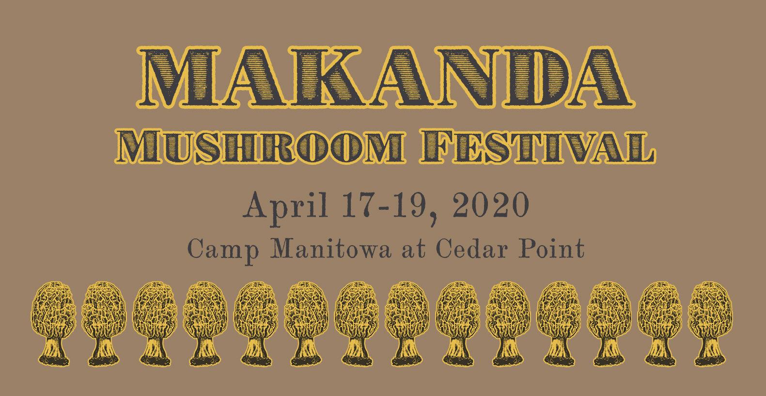Mushroom Festival 2020.Makanda Mushroom Festival April 17 19 2020 Lily The