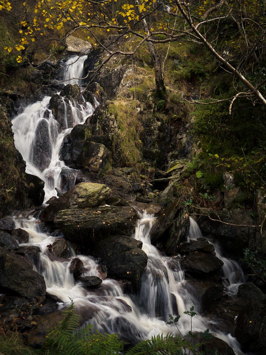 Hidden Falls, Lake District