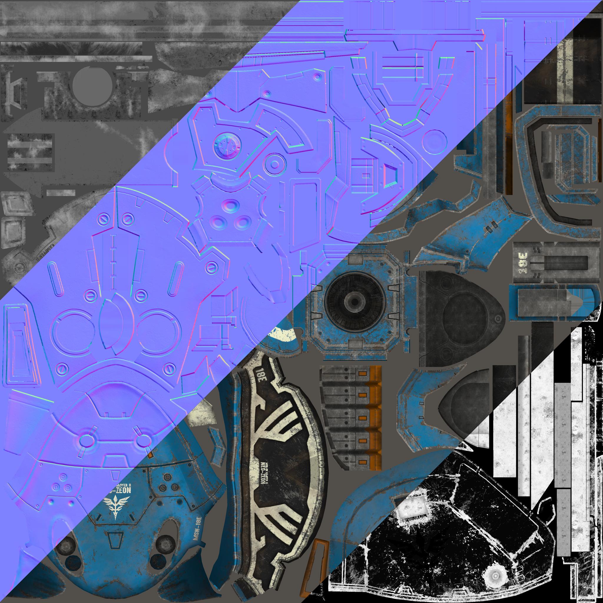 MSN-18E_Kampfer_II_PBR_Textures