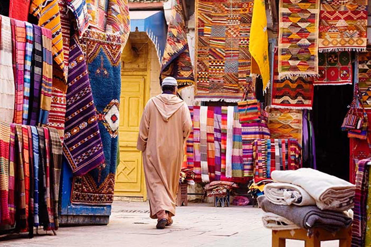 Back to Marrakech - Back in Marrakech for the final night, you'll have time to explore the Souks and Morrocan culture one last time, as well as have an opportunity to pick up any souvenirs you want to bring back.