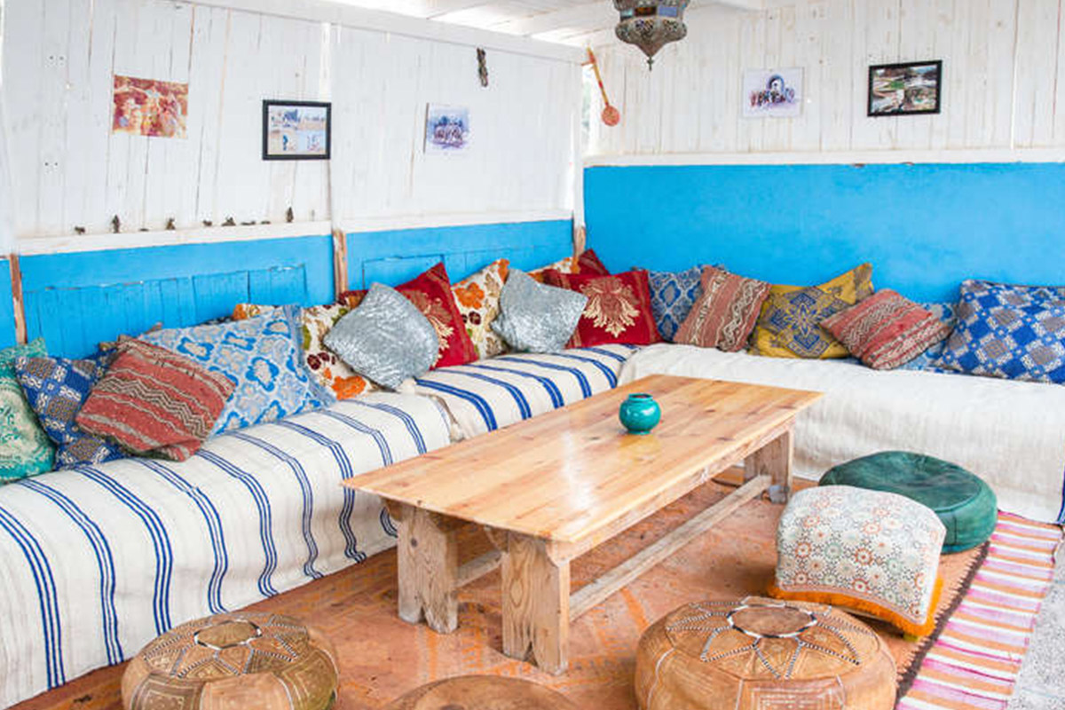 Check into The Lunar Surf House for Three Nights - Your home for the next three nights will be the The Lunar Surf House. Each day, they will provide daily food, yoga, surf lessons, gear rentals, and optional day trips for the crew.Oh, and we'll have the whole place to ourselves.