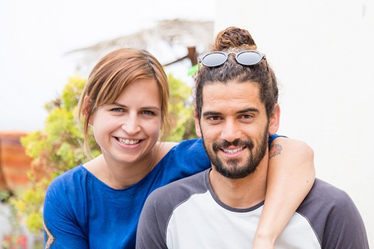 Our Local Hosts - During our time in Tamraght, we'll be hosted by locals Adil and Irena, a young Moroccan/Australian couple that vibe with what CS is all about and share our mutual passion to explore, travel, and get after life.They opened their dream hostel – The Lunar Surf House – in November 2015 to offer surfers and travellers a safe and fun home away from home. It's only a 5 minute walk from the beach and it not only Lonely Planet Recommended, but voted #1 in Morocco!