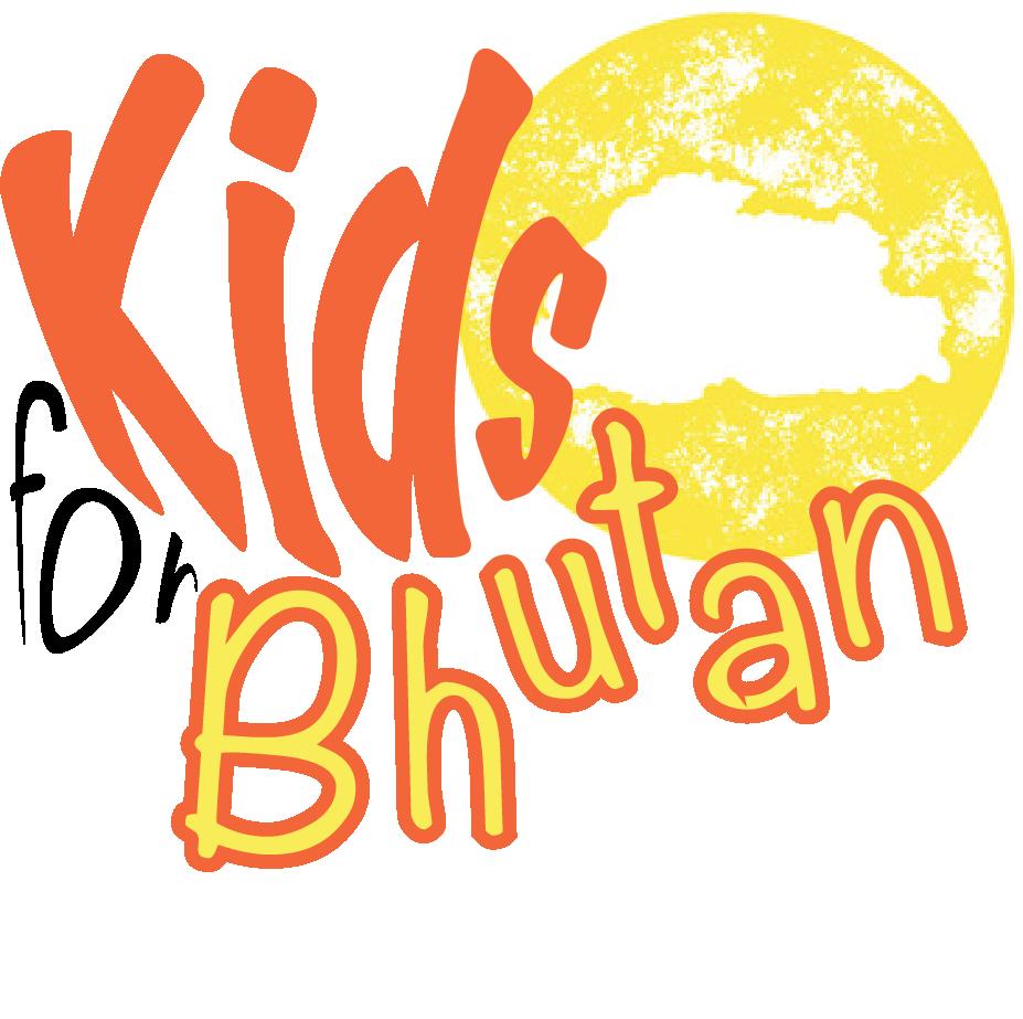 Kids for Bhutan Logo Draft I.png