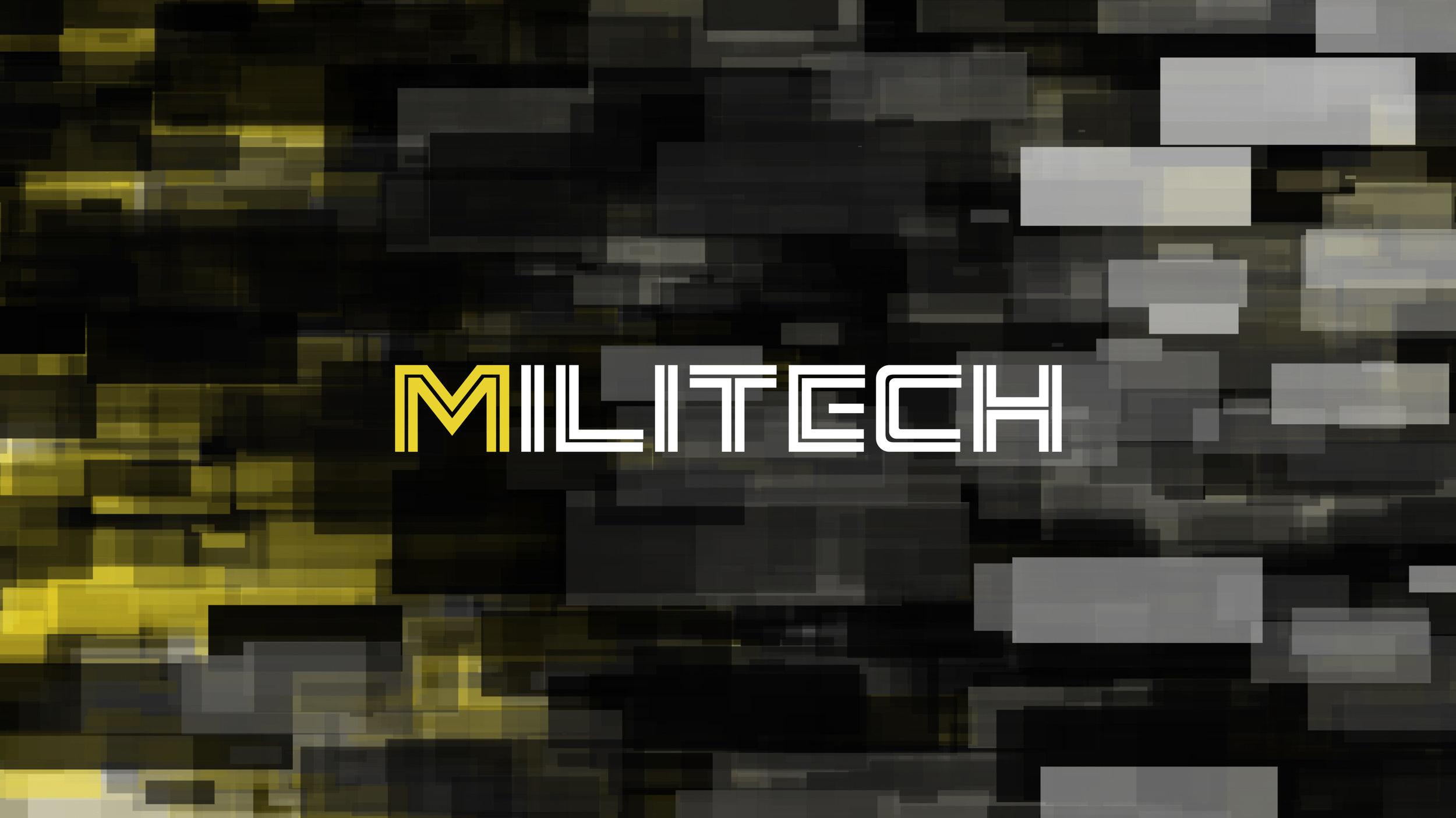Militech 4K Wallpaper