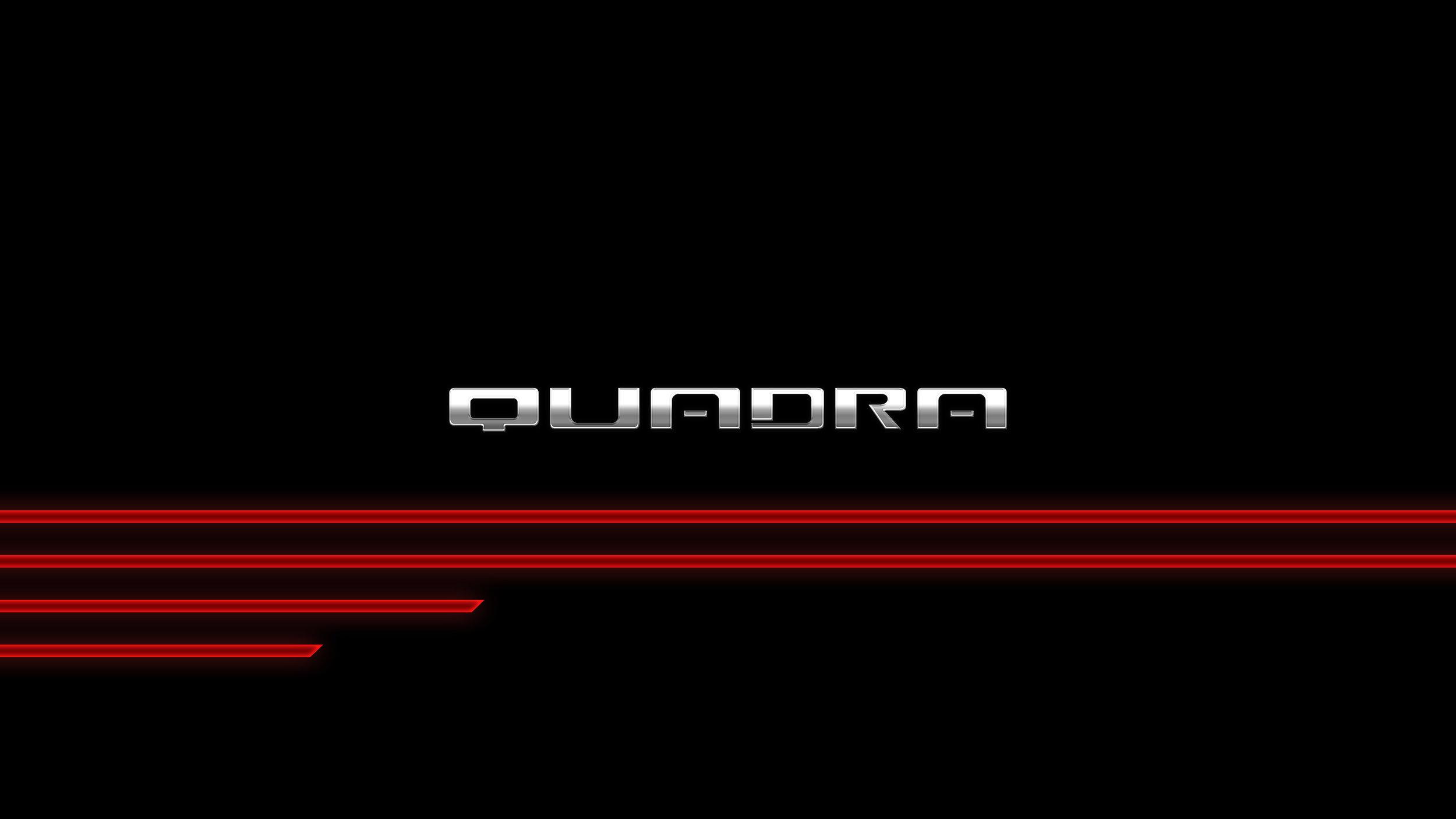 Quadra 4K Wallpaper