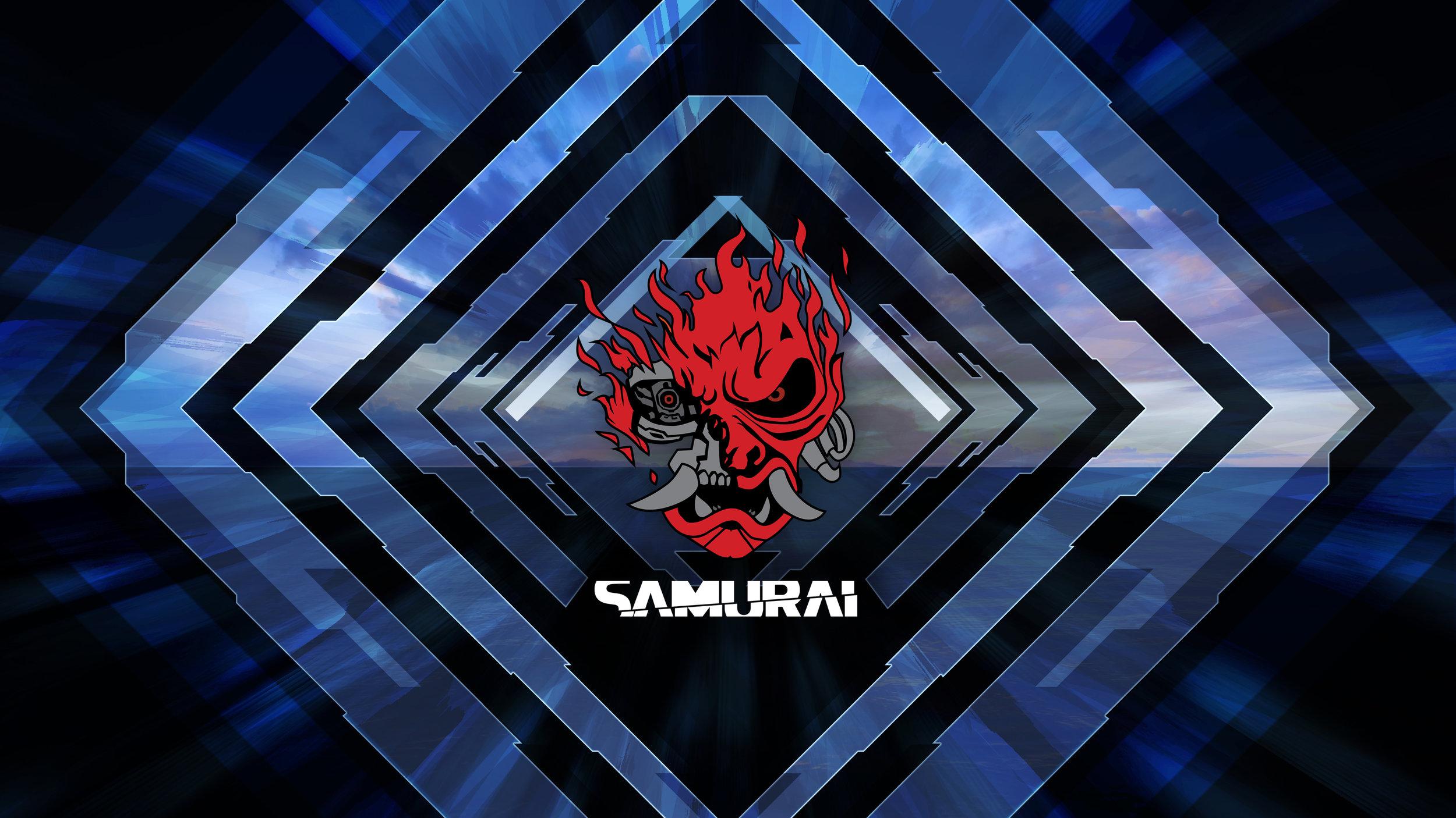 Samurai 4K Walllpaper
