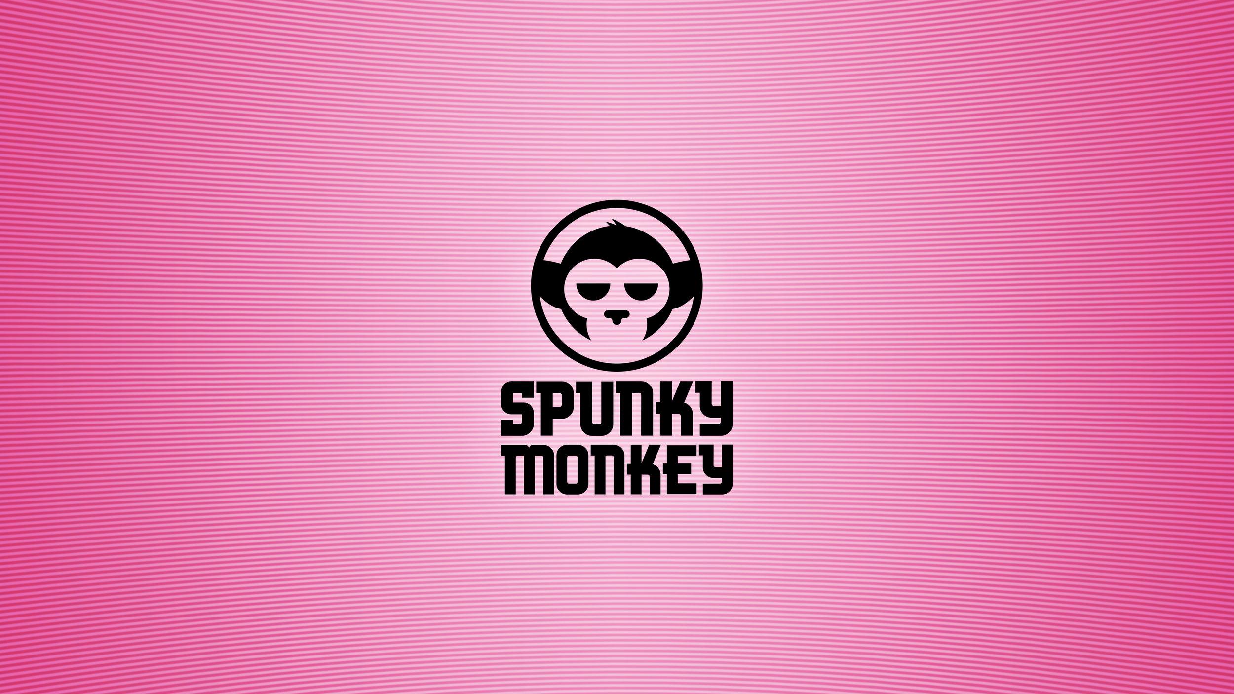 Spunky Monkey 4K Wallpaper
