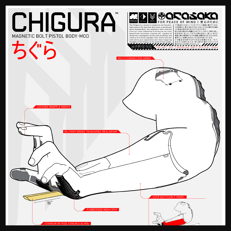 Chigura™ - Cyberpunk 2077 Fan Project