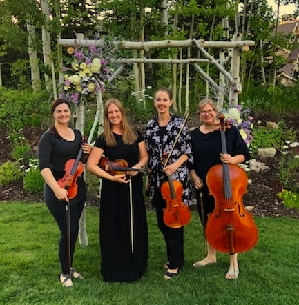 Strings of Elegance at Empire Canyon Lodge in Park City