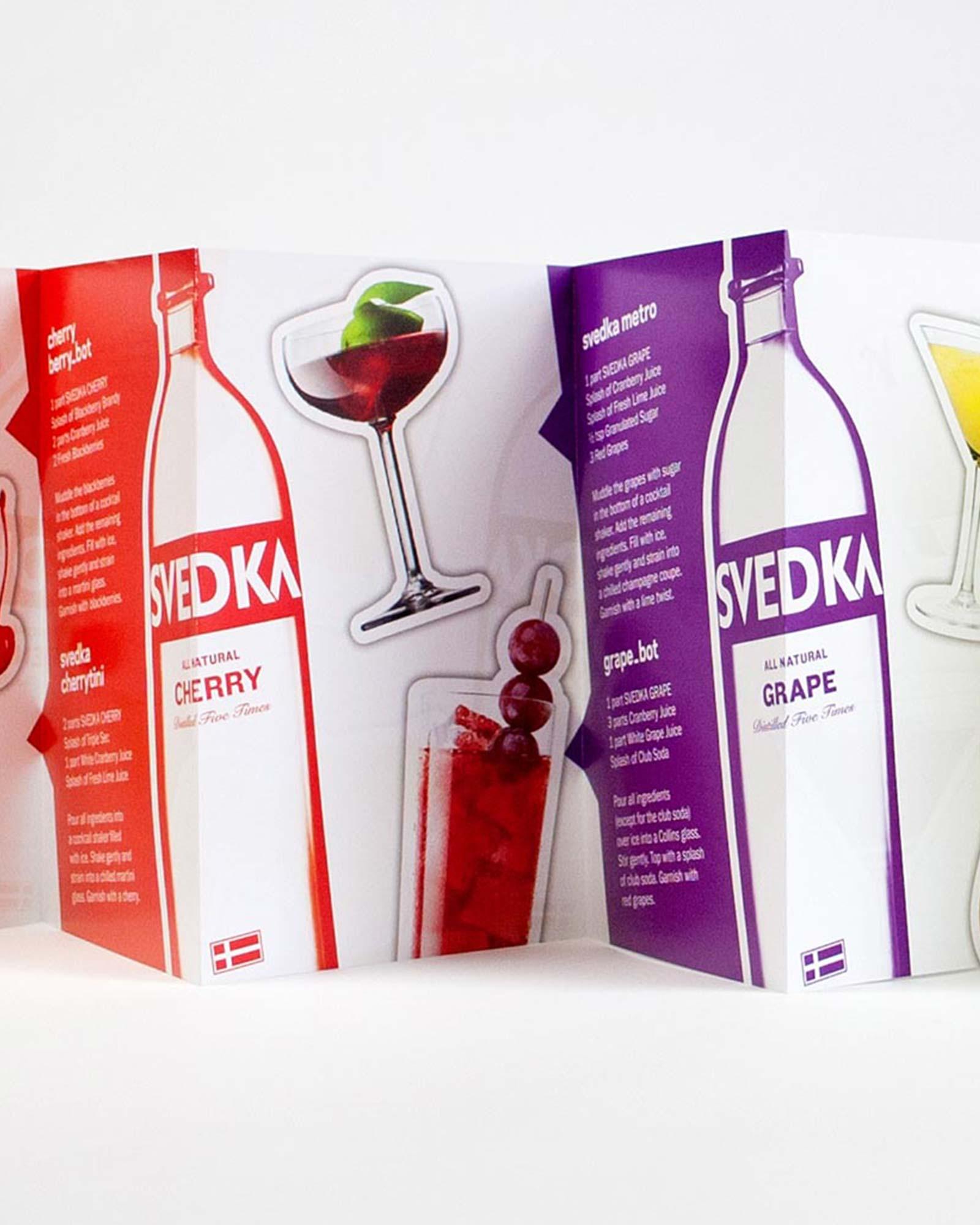SVEDKA Vodka -