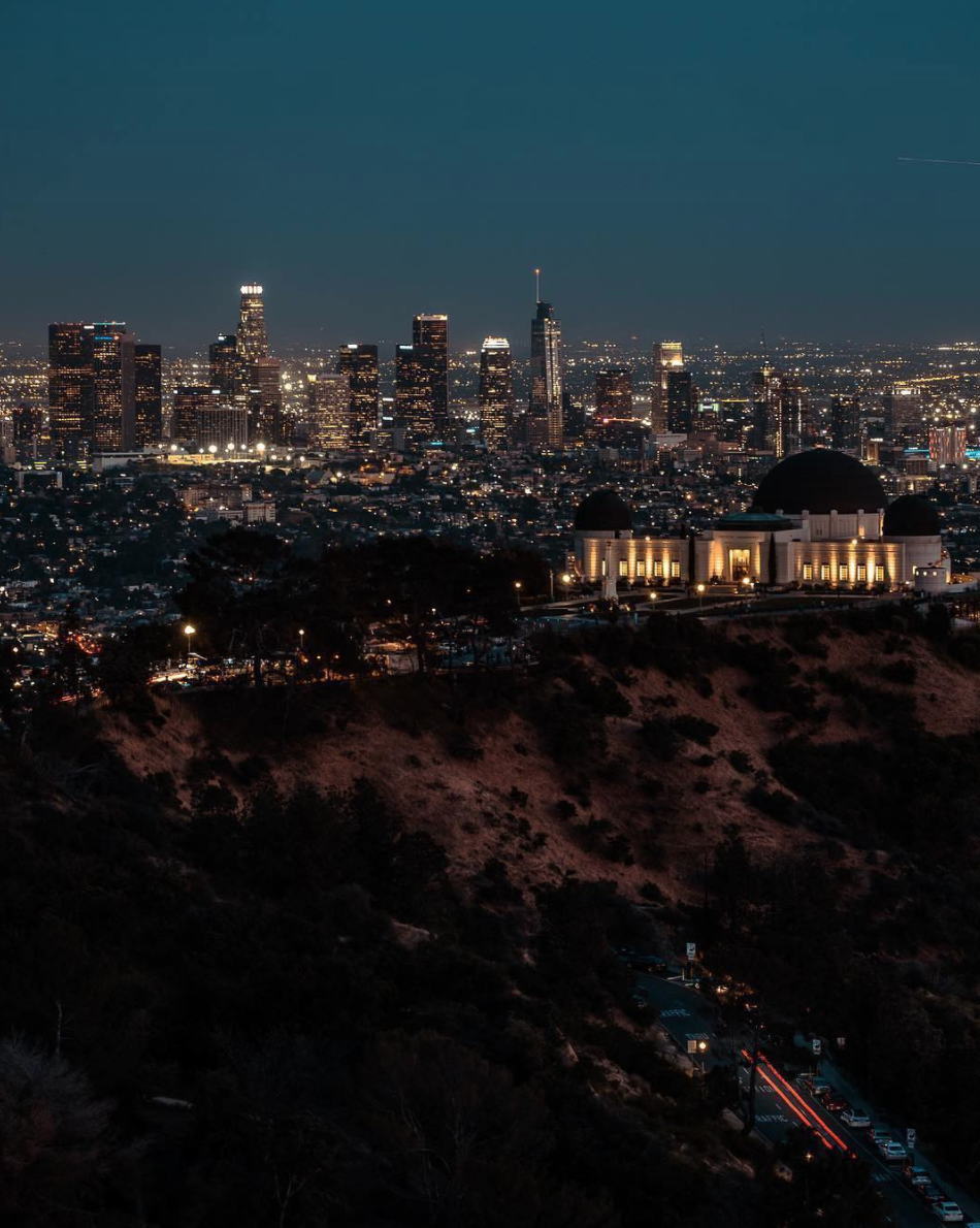 DISCOVER LOS ANGELES -