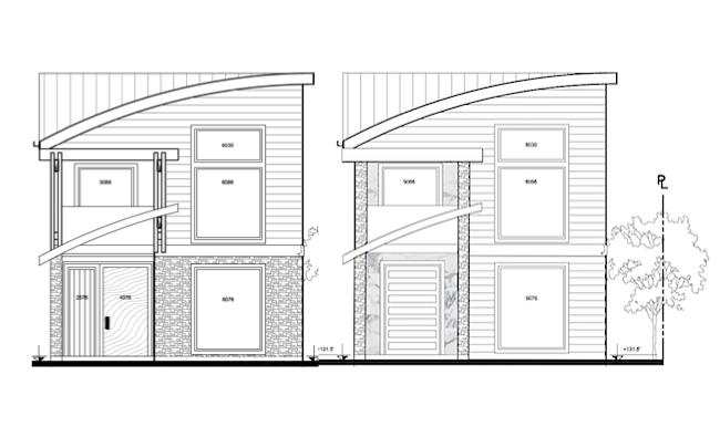 West Vancouver Custom Home Design