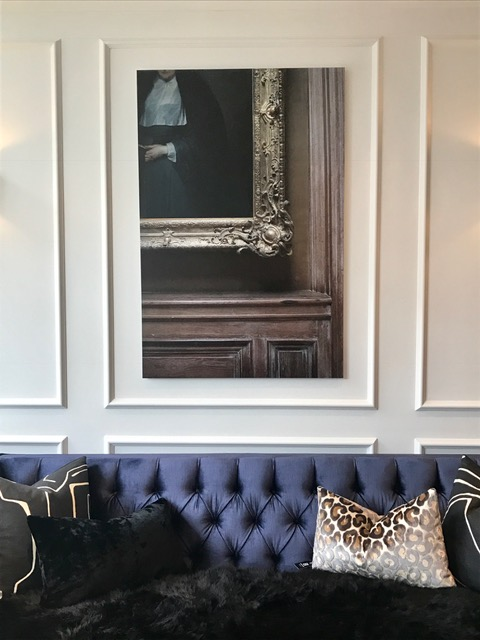 Stunning Tufted Sofa Vancouver