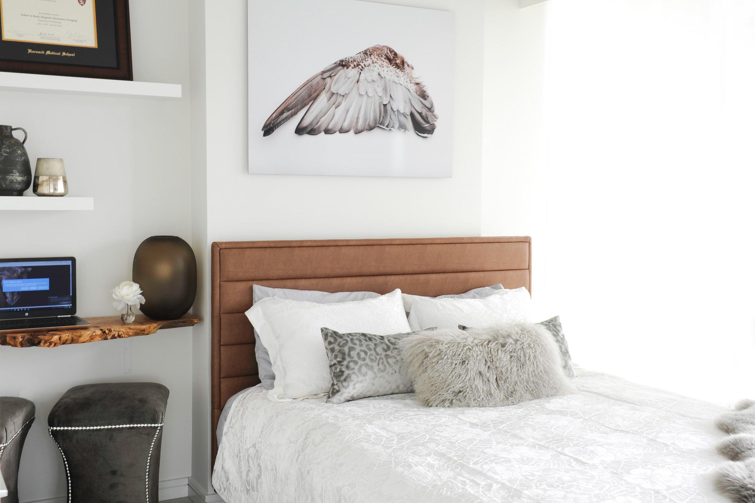 Contemporary Vancouver Bedroom Design
