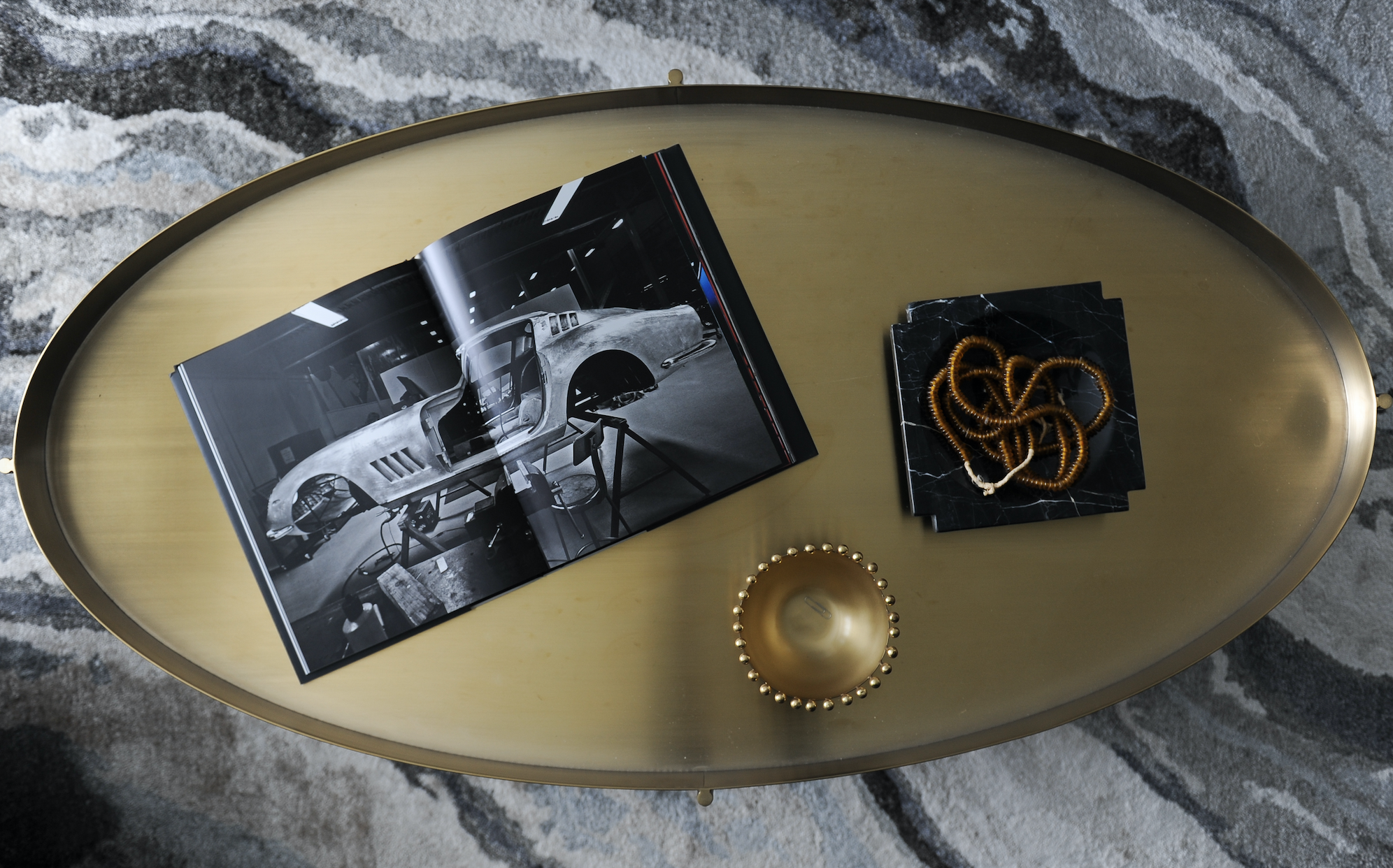 Beuatiful brass coffee table by Curated Home.png