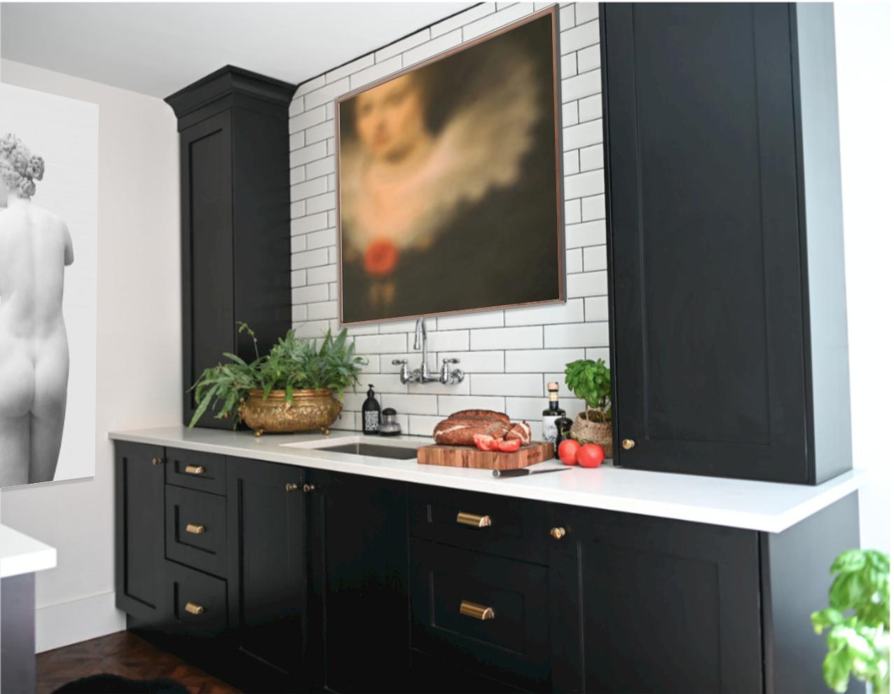 kitchen renovation by Chrissy Cottrell