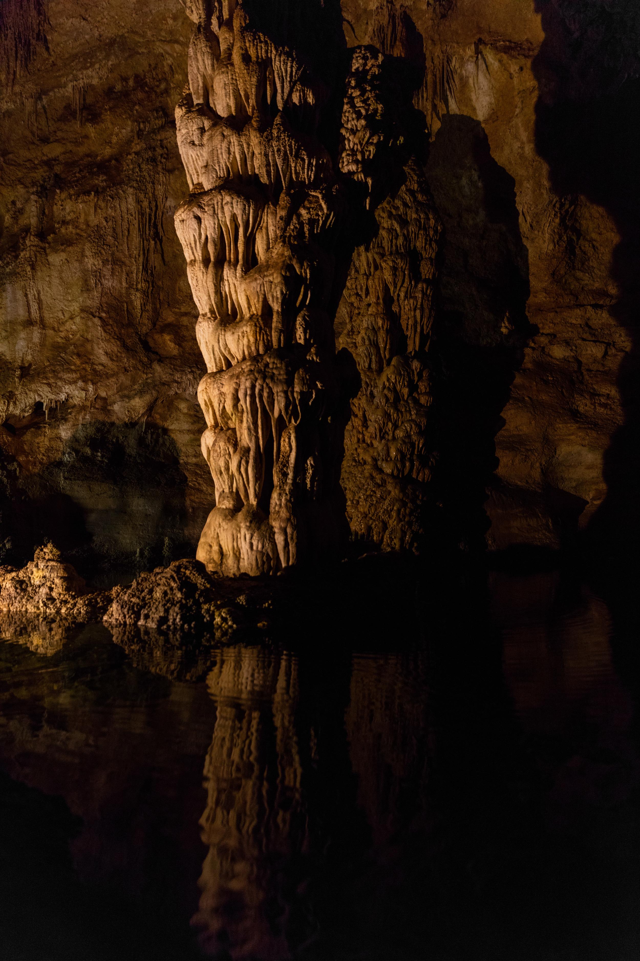 Devils Spring Carlsbad Caverns