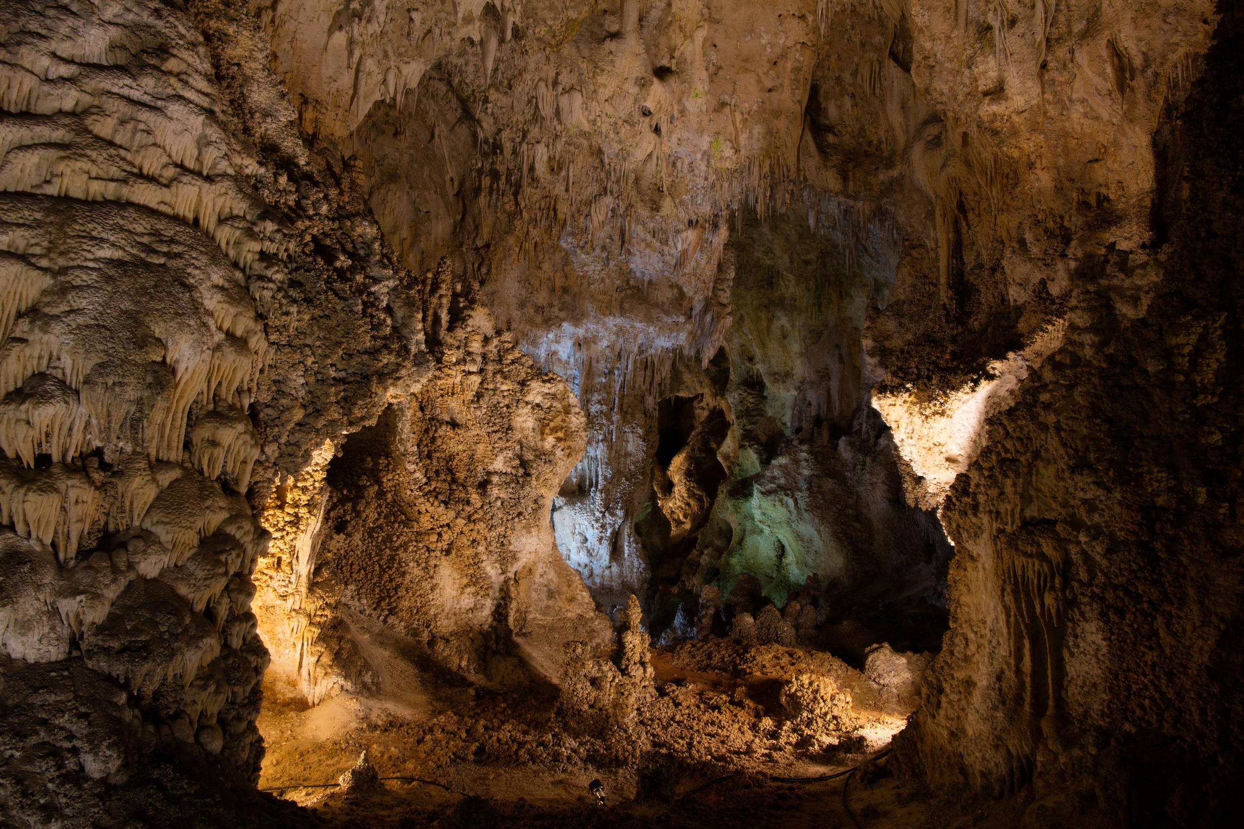 Big Room Carlsbad Caverns
