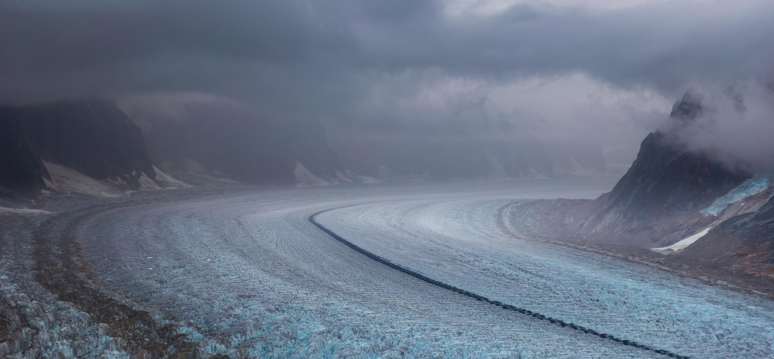 Ruth Glacier, Denali, Alaska