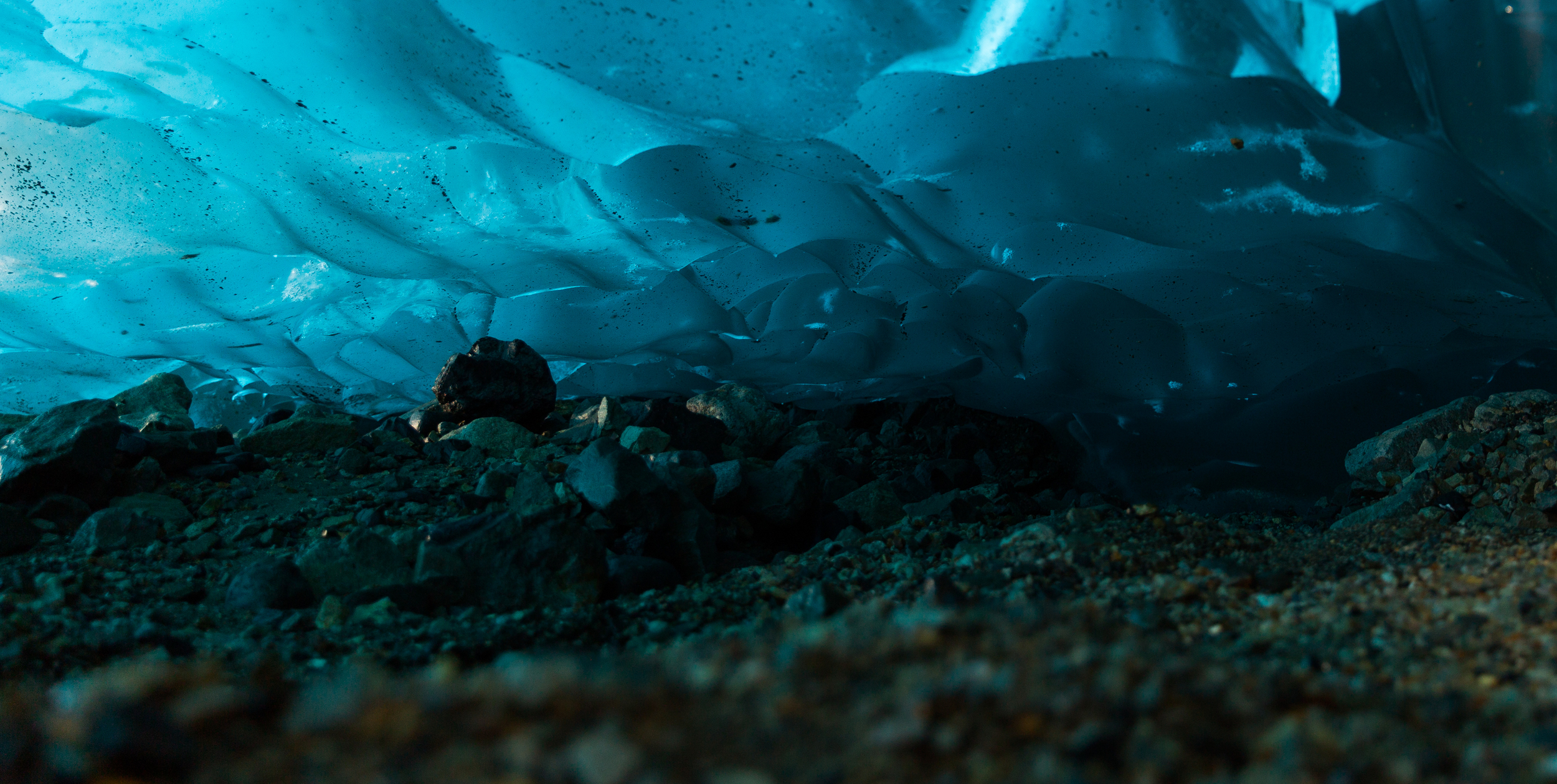 Ice Caves, Kennicott, Alaska