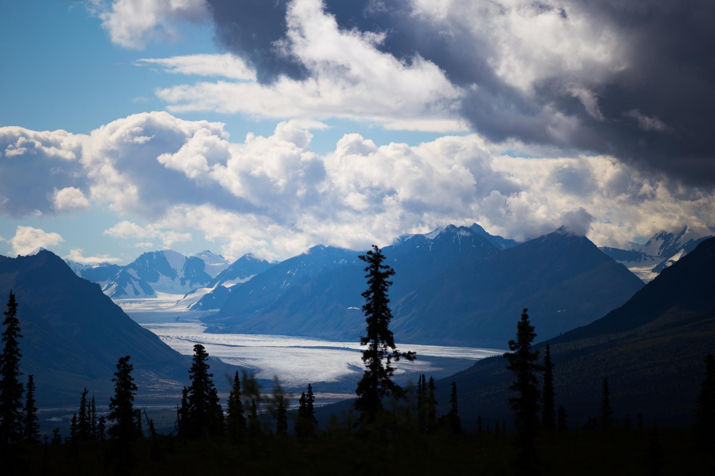 Glacier View, Alaska